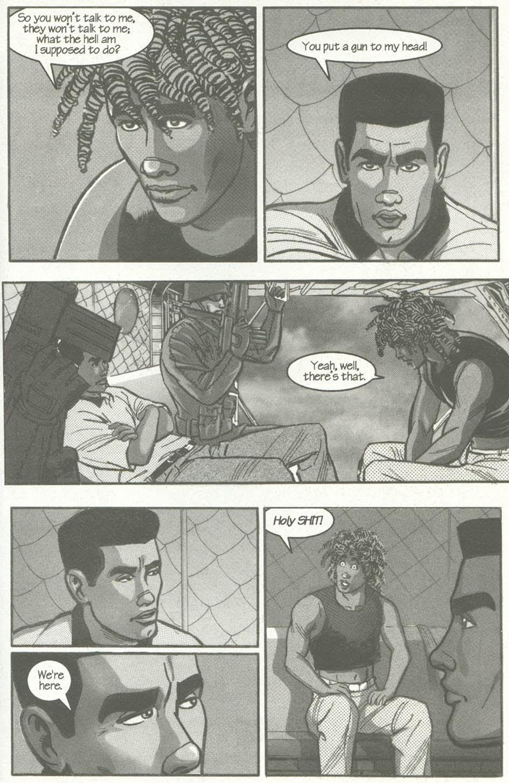 Read online U.S. War Machine comic -  Issue #2 - 22