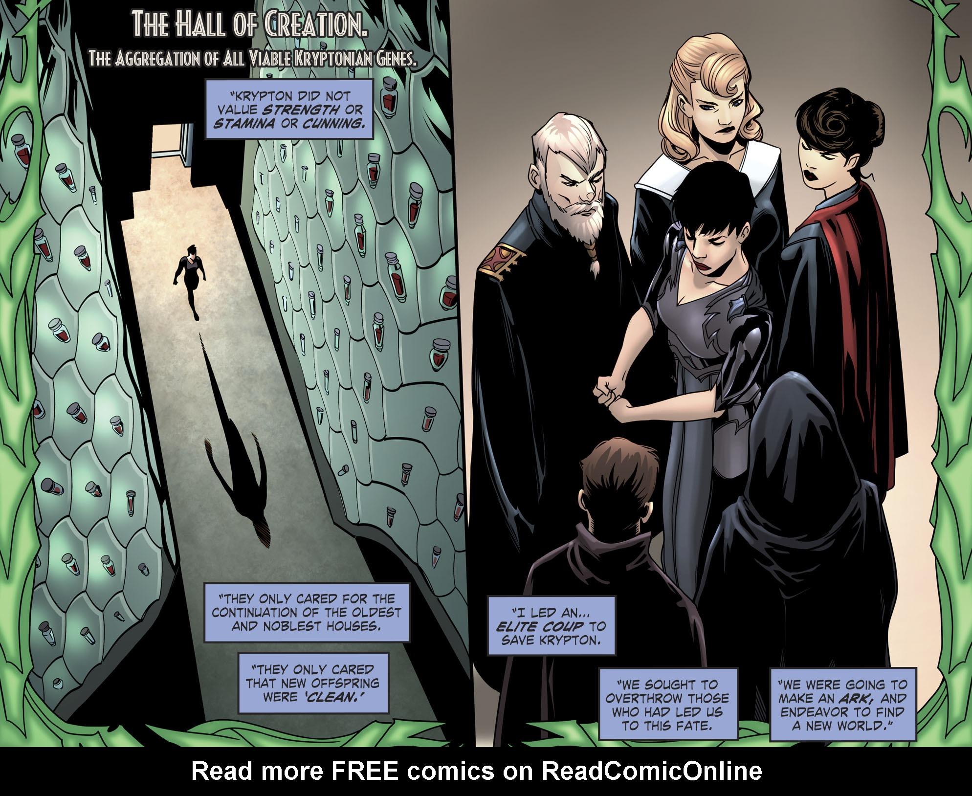 Read online DC Comics: Bombshells comic -  Issue #94 - 5