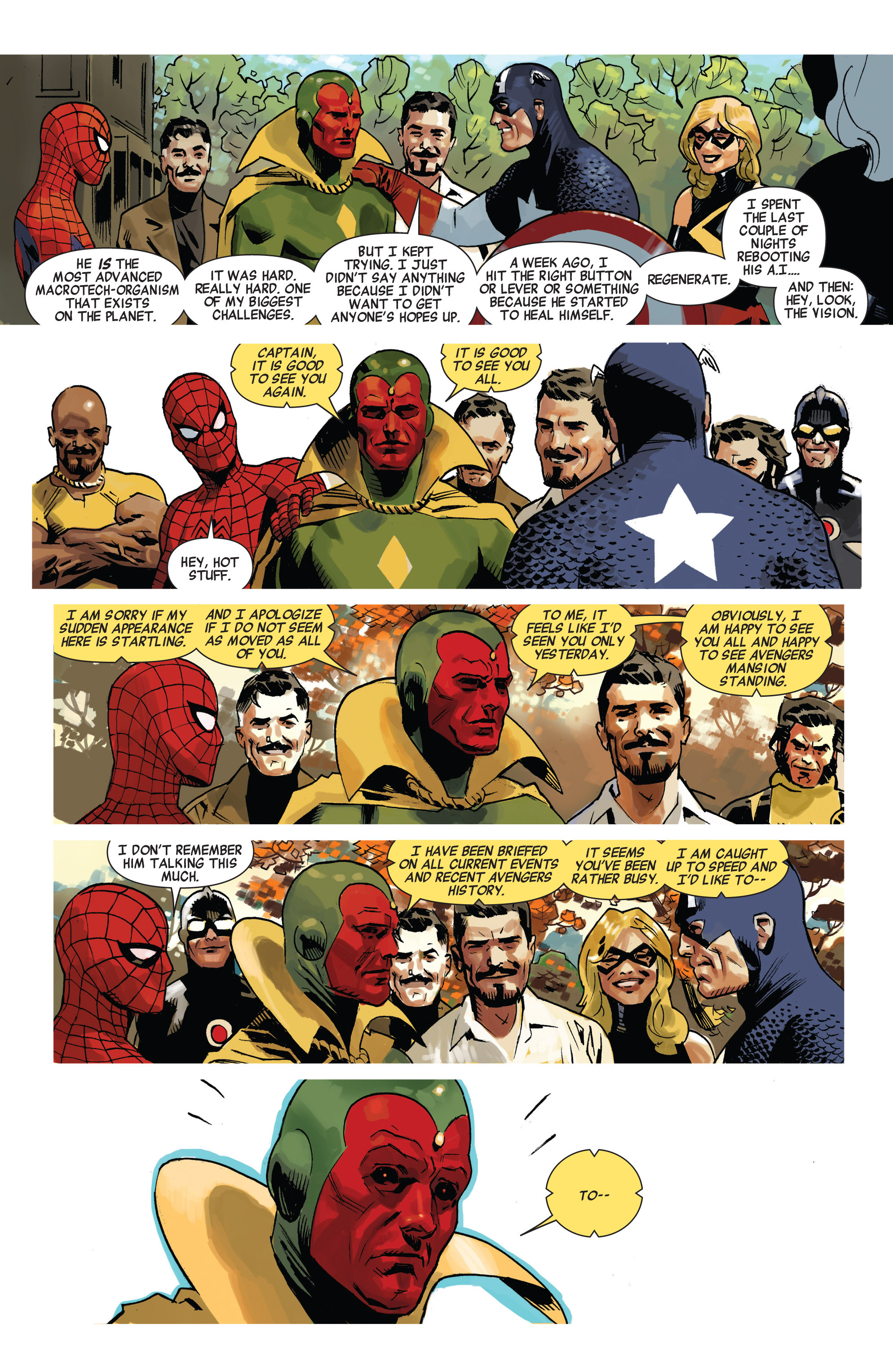 Read online Avengers (2010) comic -  Issue #19 - 16