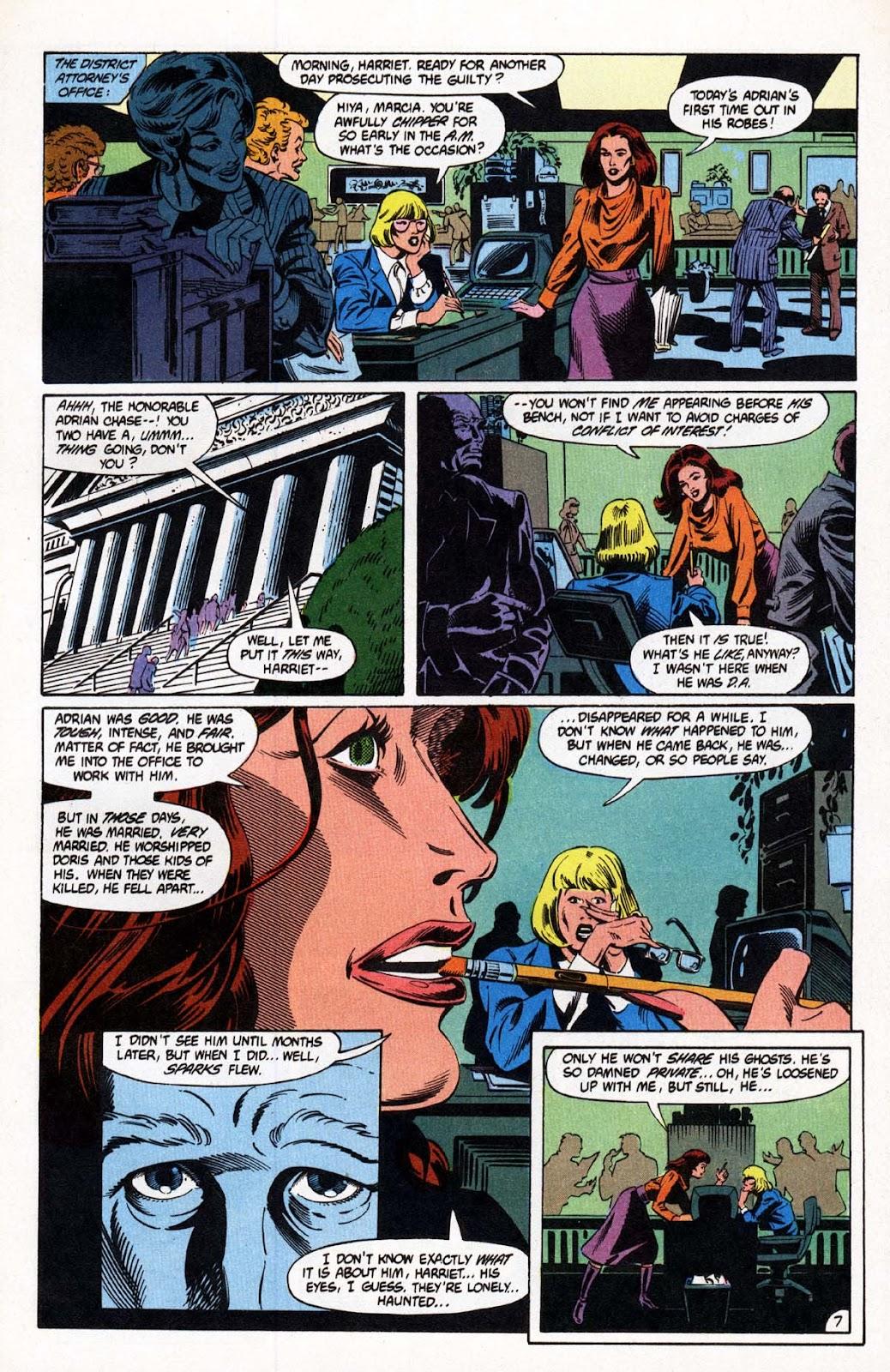 Vigilante (1983) issue 20 - Page 8