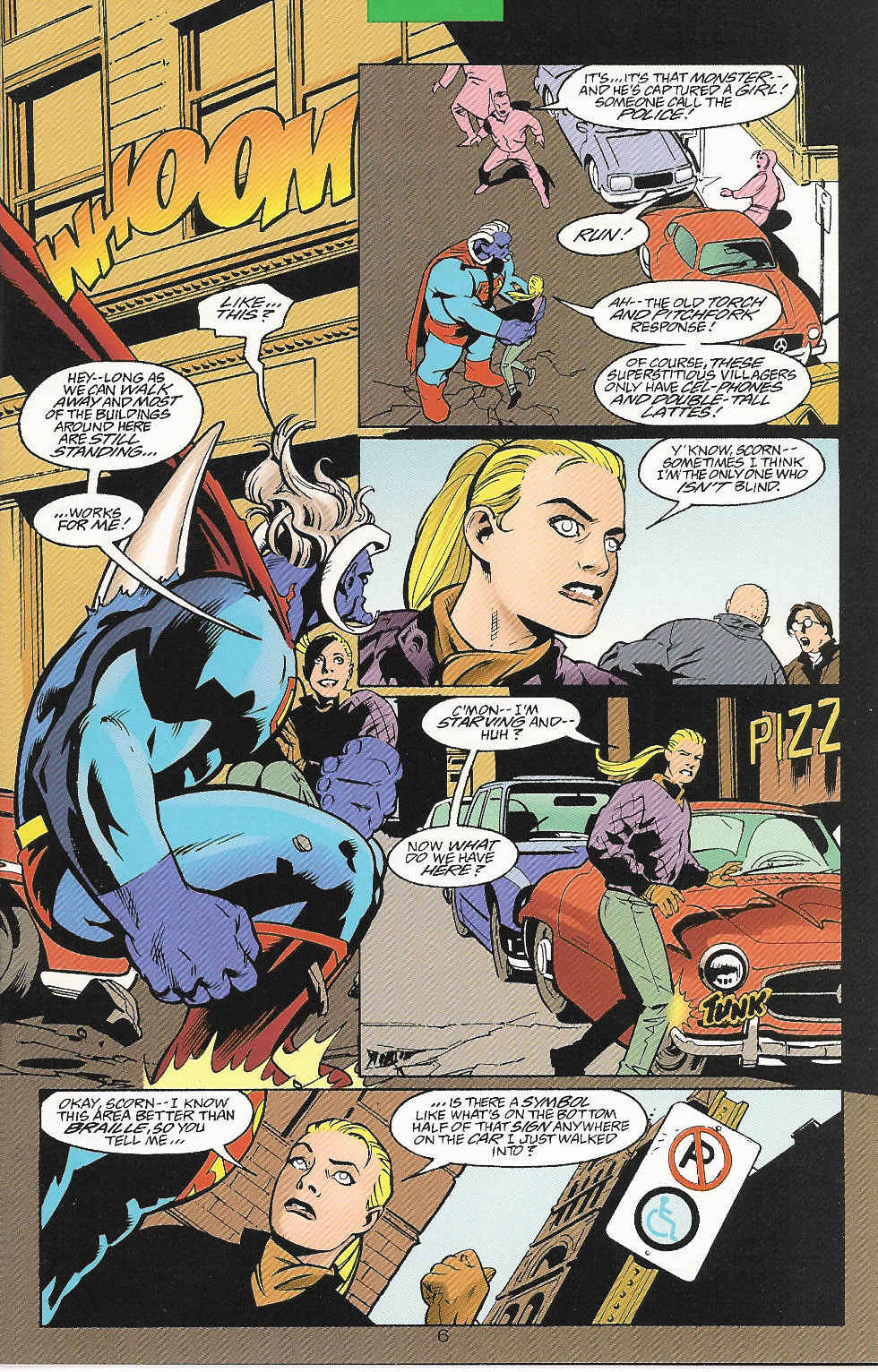 Read online Adventures of Superman (1987) comic -  Issue #548 - 7