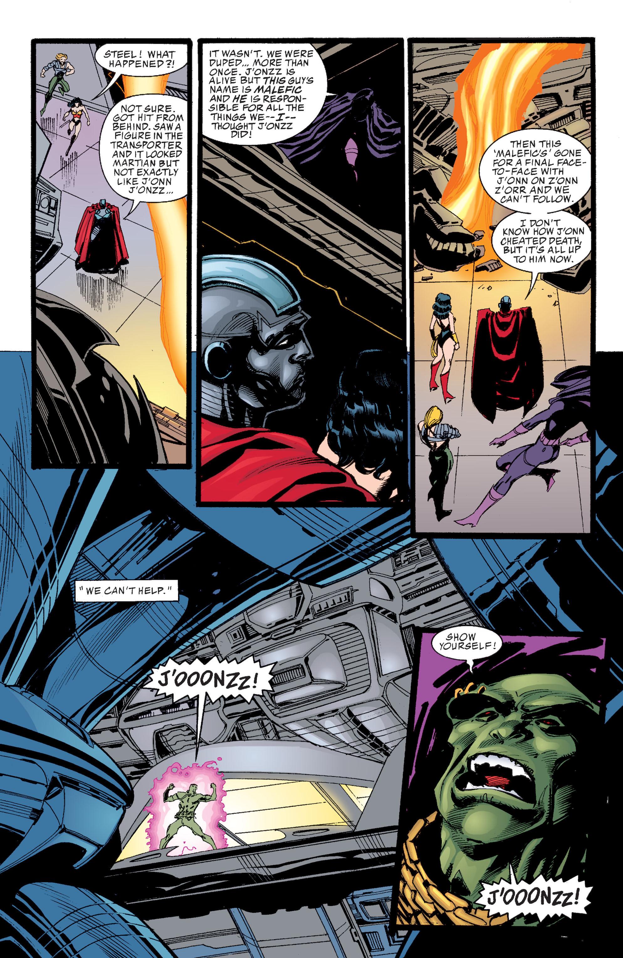 Read online Martian Manhunter: Son of Mars comic -  Issue # TPB - 223