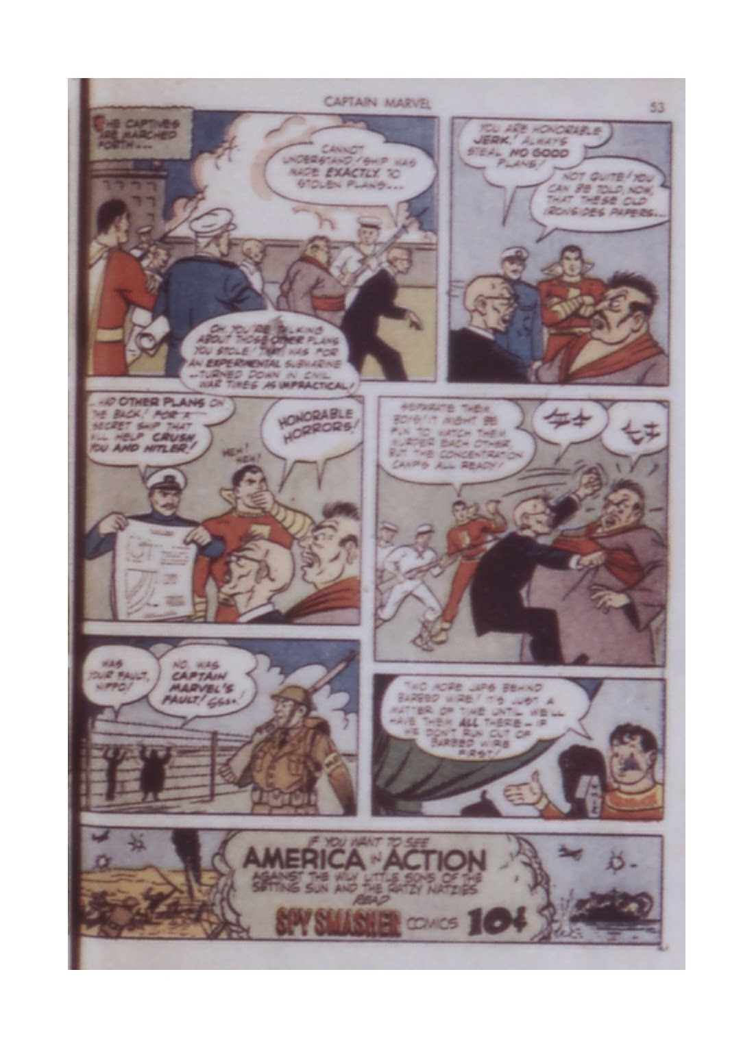 Captain Marvel Adventures issue 14 - Page 53
