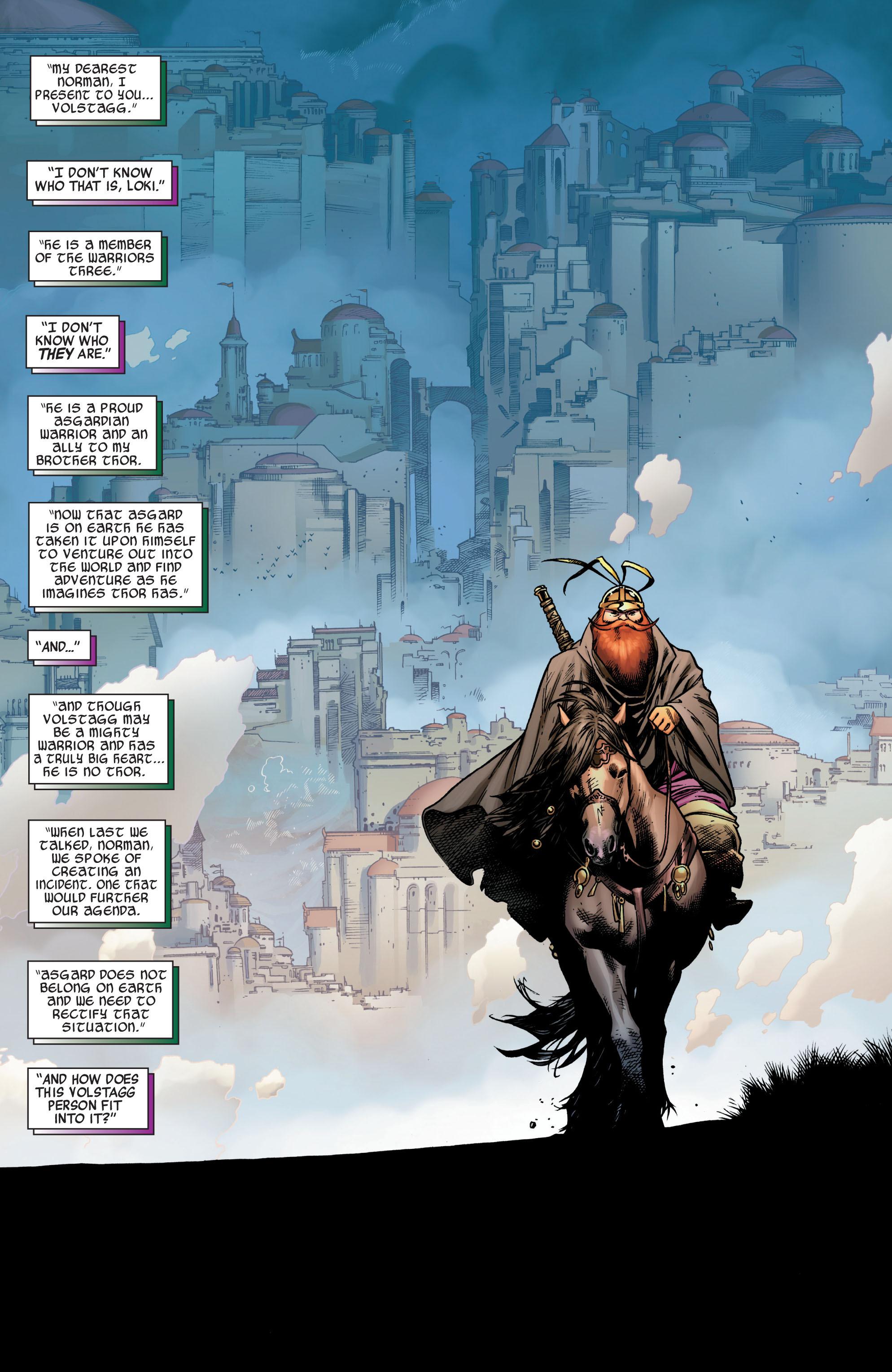 Read online Siege (2010) comic -  Issue #1 - 3