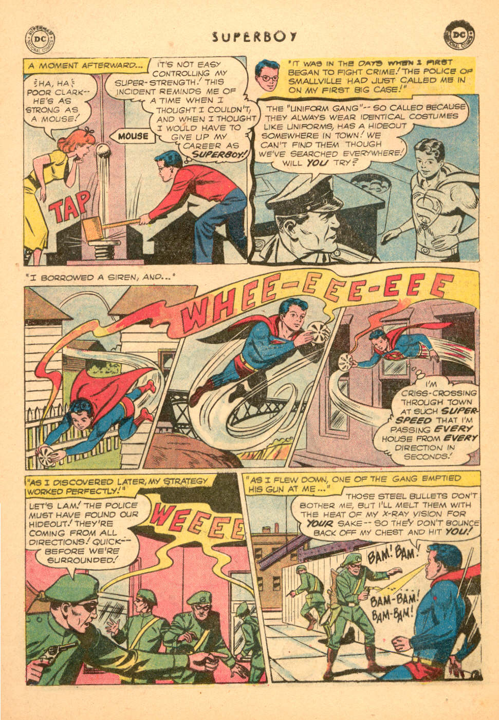 Superboy (1949) issue 72 - Page 13