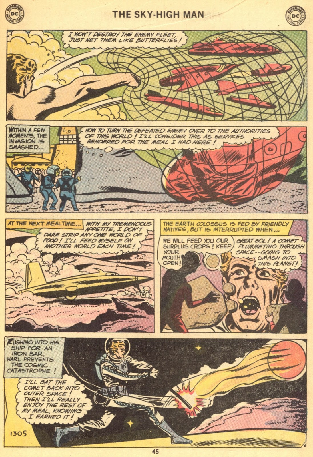 From Beyond the Unknown (1969) issue 9 - Page 47