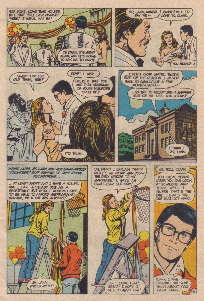 Read online Superman III comic -  Issue # Full - 15
