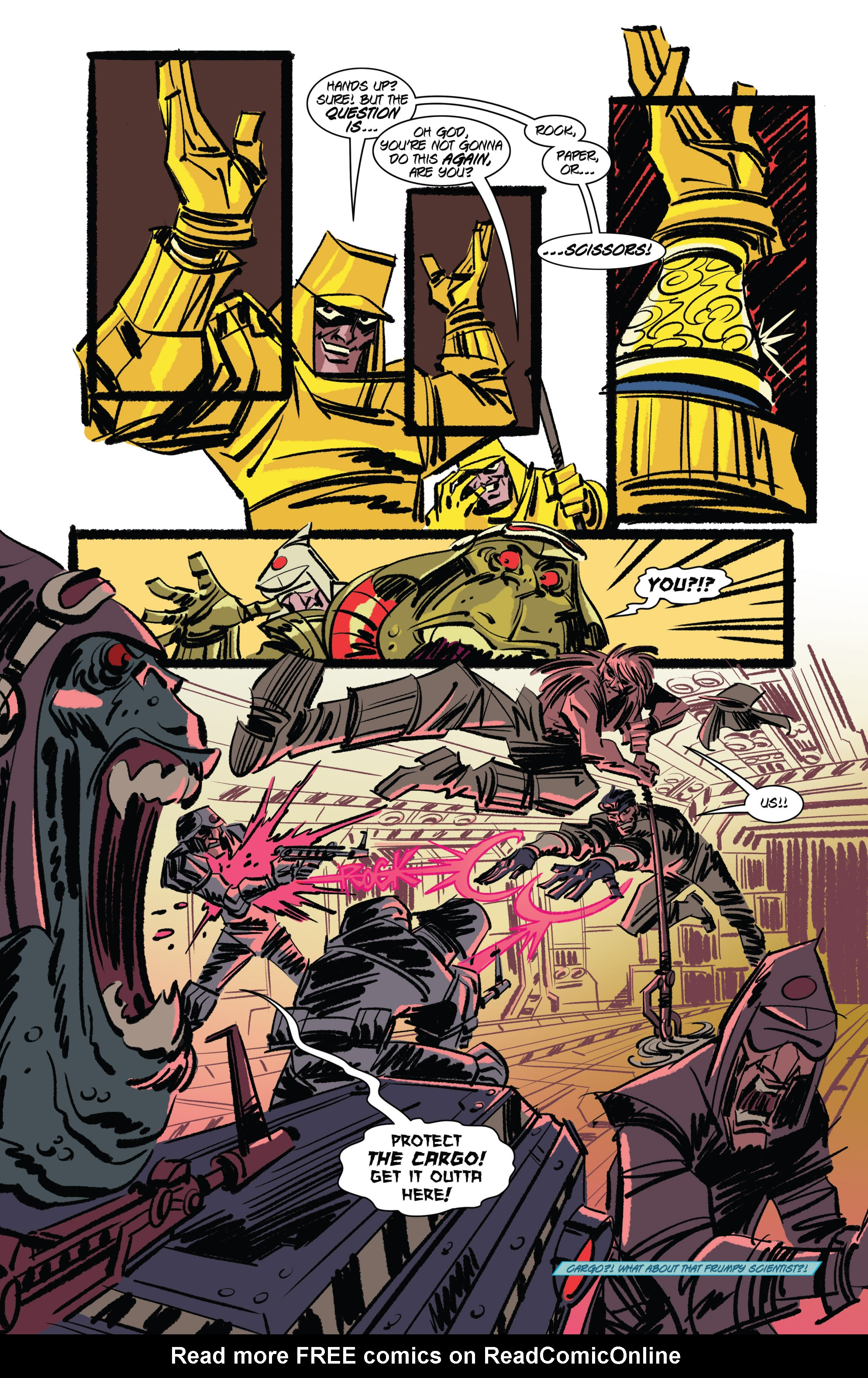 Read online Satellite Falling comic -  Issue #5 - 29