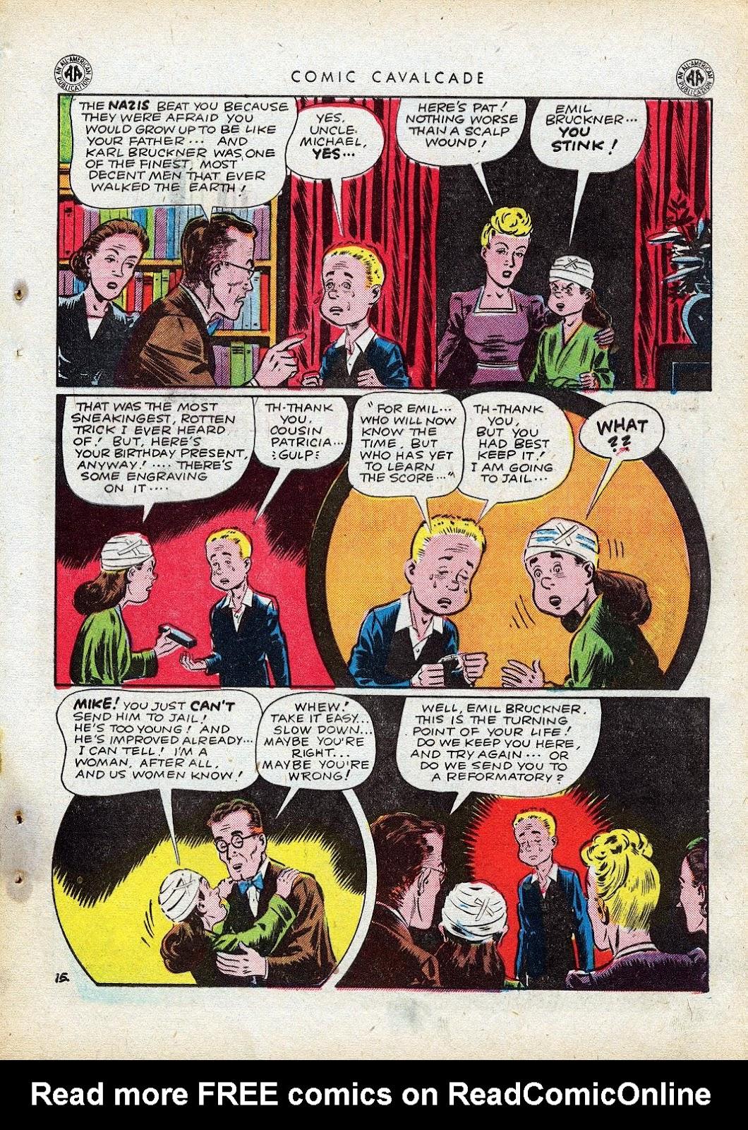 Comic Cavalcade issue 10 - Page 34
