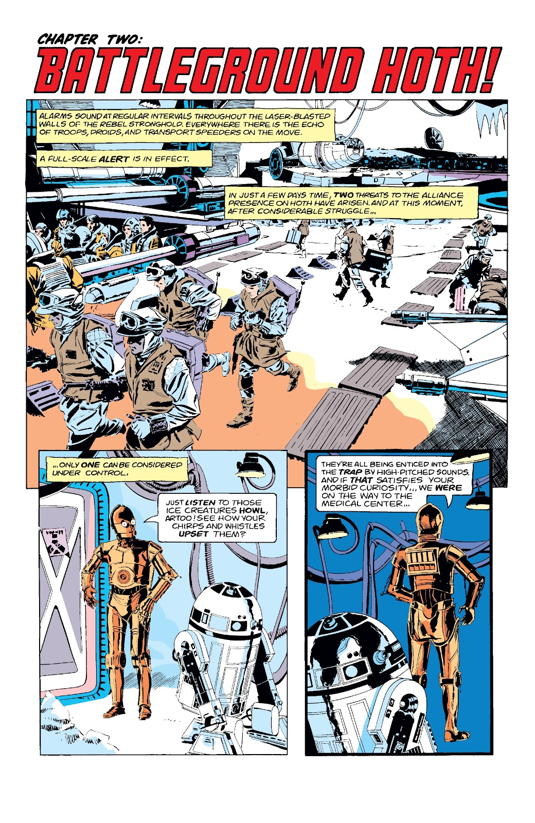 Read online Star Wars Legends: The Original Marvel Years - Epic Collection comic -  Issue # TPB 3 (Part 1) - 26