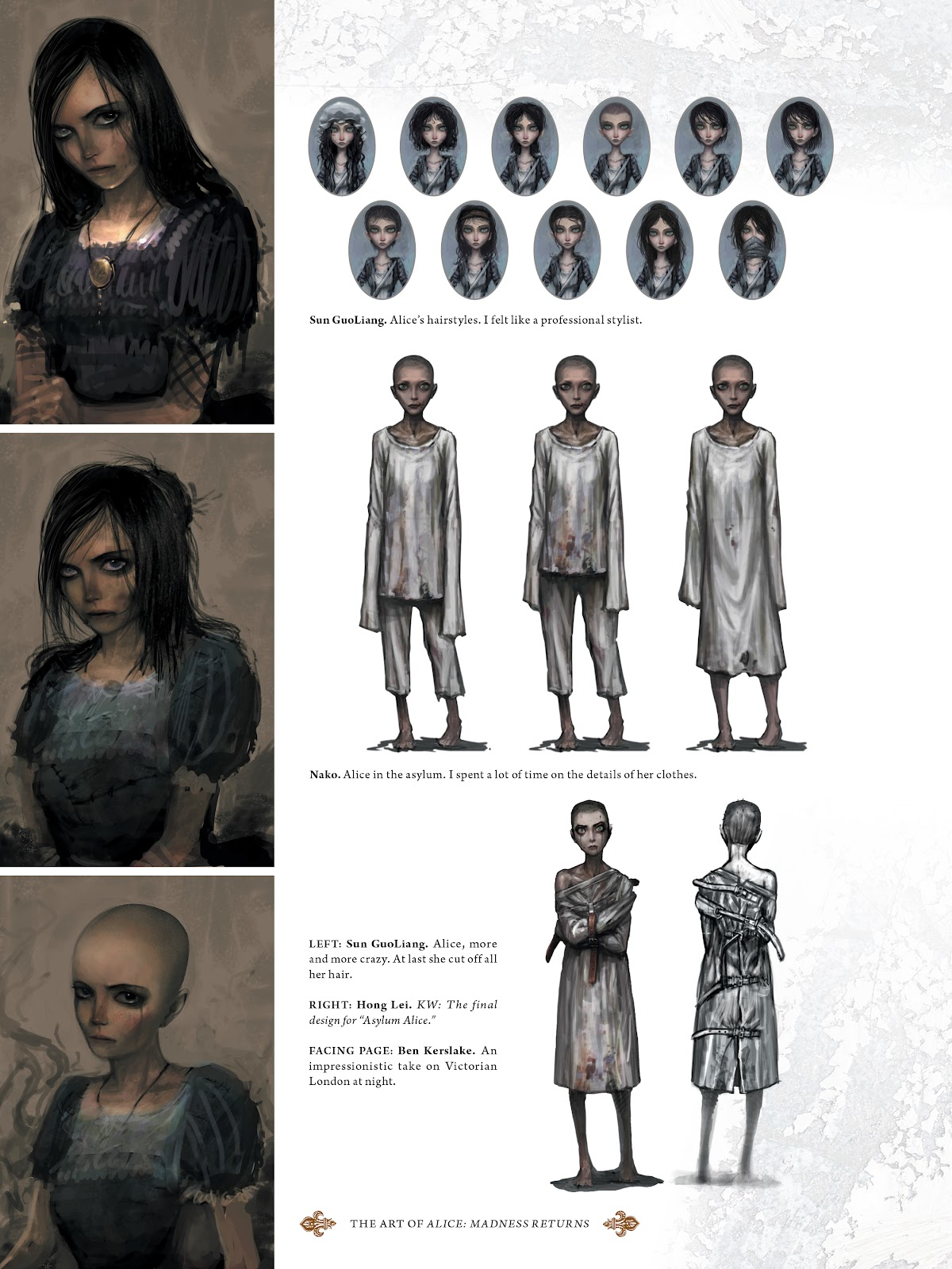 Read online The Art of Alice: Madness Returns comic -  Issue # TPB (Part 1) - 41