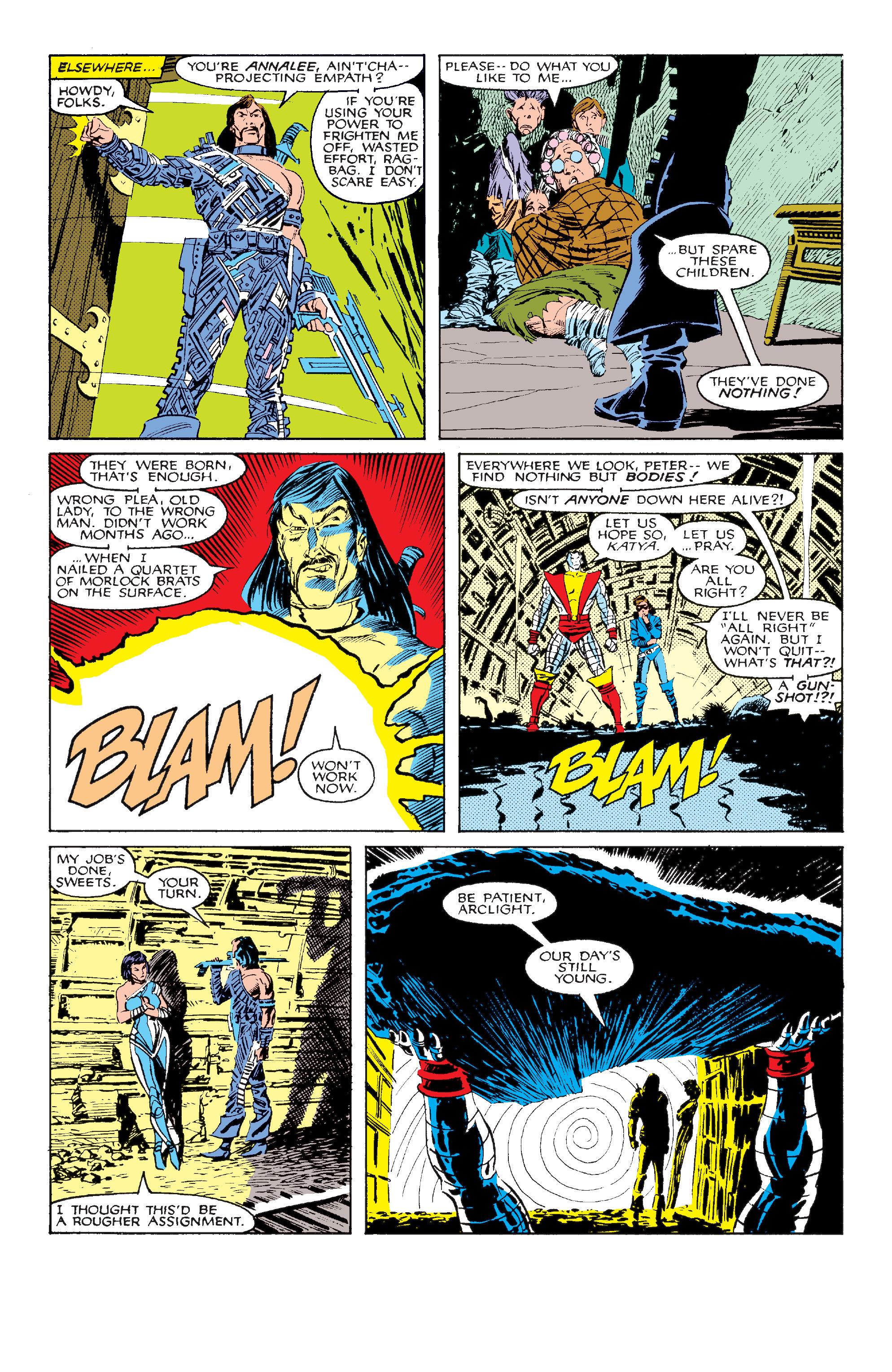Read online Uncanny X-Men (1963) comic -  Issue #211 - 15