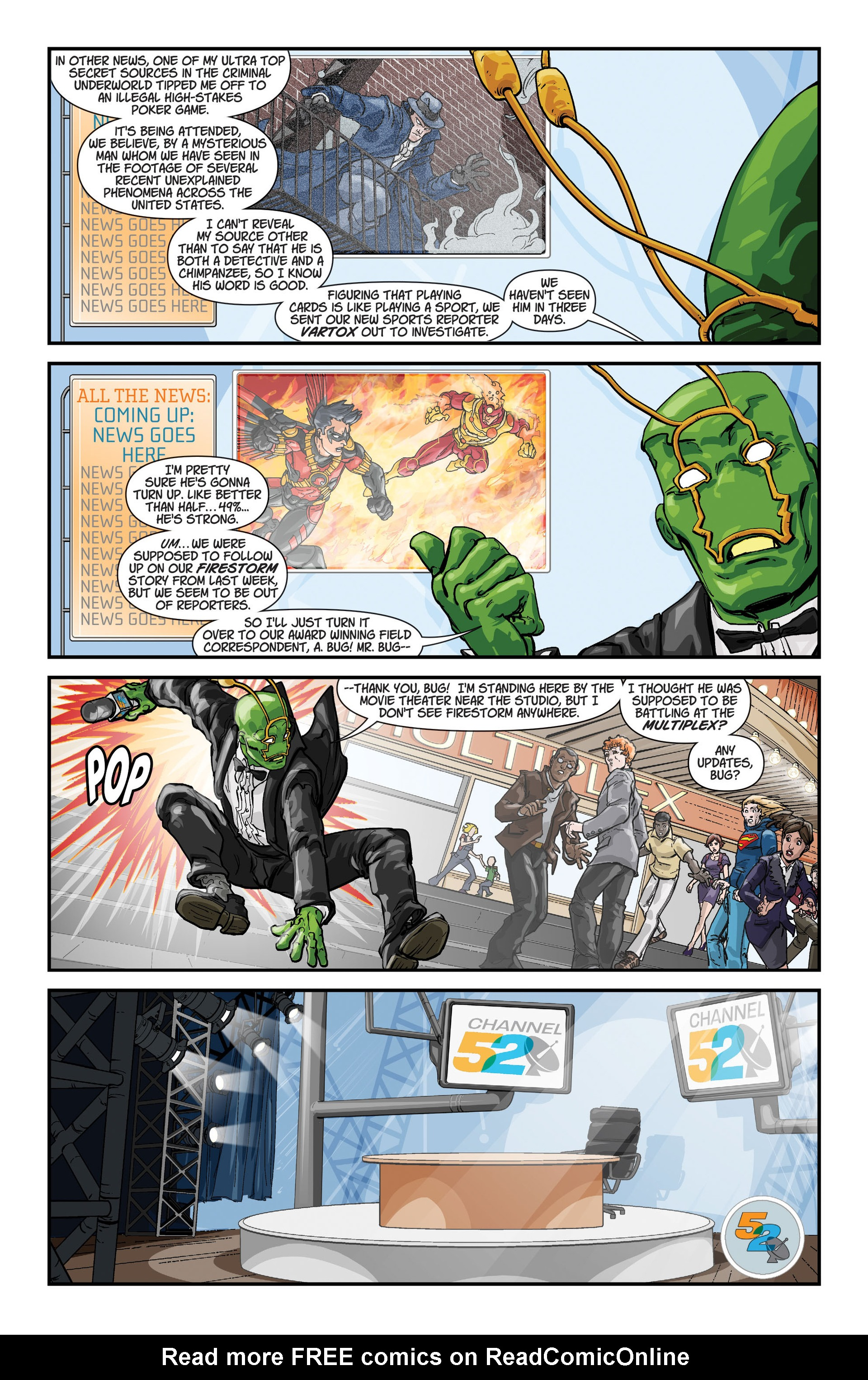 Read online Worlds' Finest comic -  Issue #10 - 22