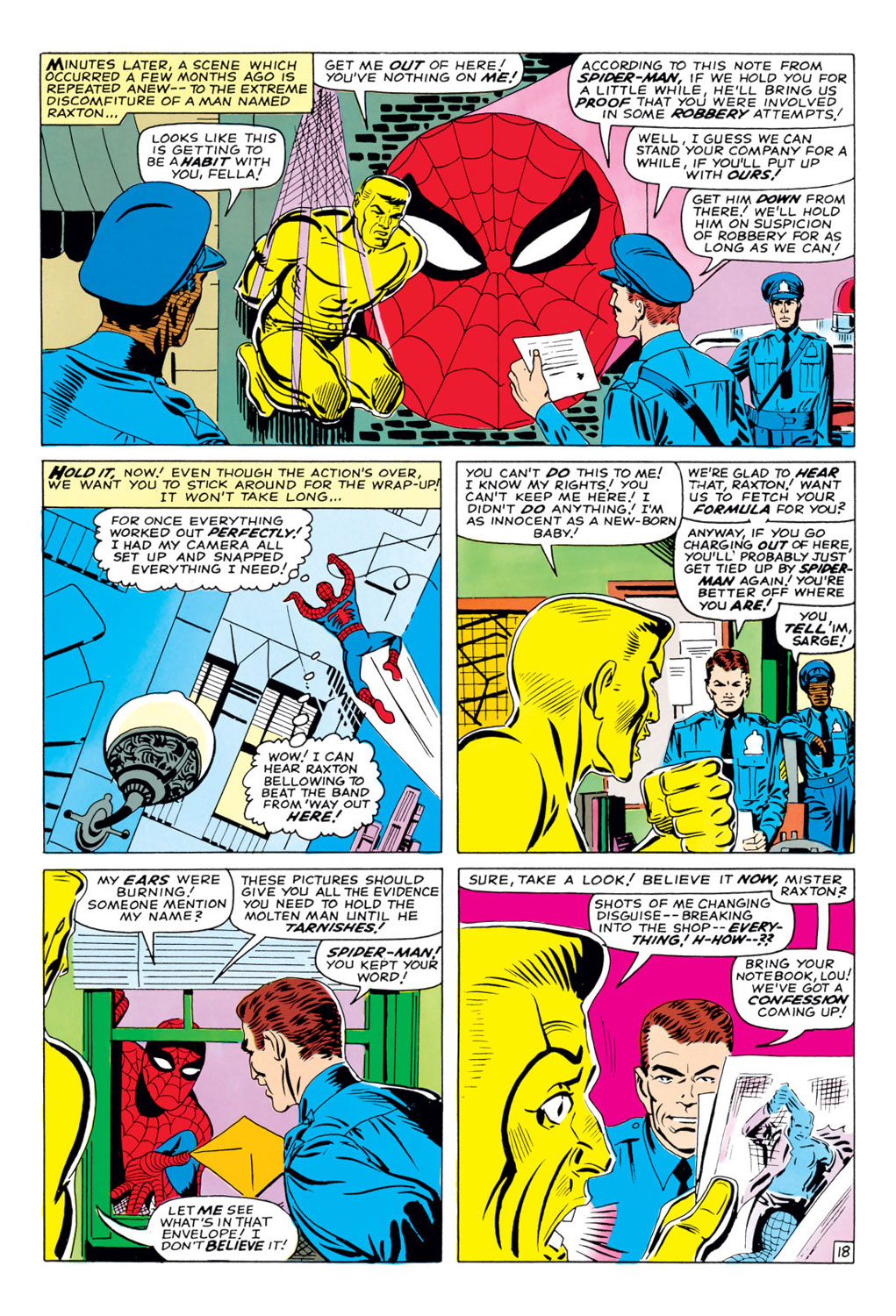 The Amazing Spider-Man (1963) 35 Page 18