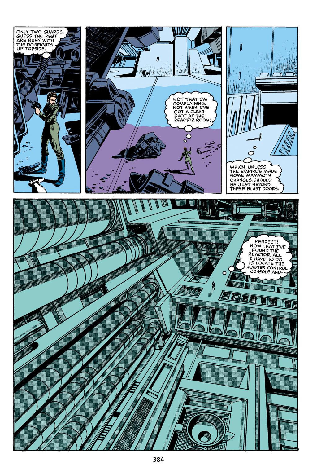 Read online Star Wars Omnibus comic -  Issue # Vol. 16 - 377
