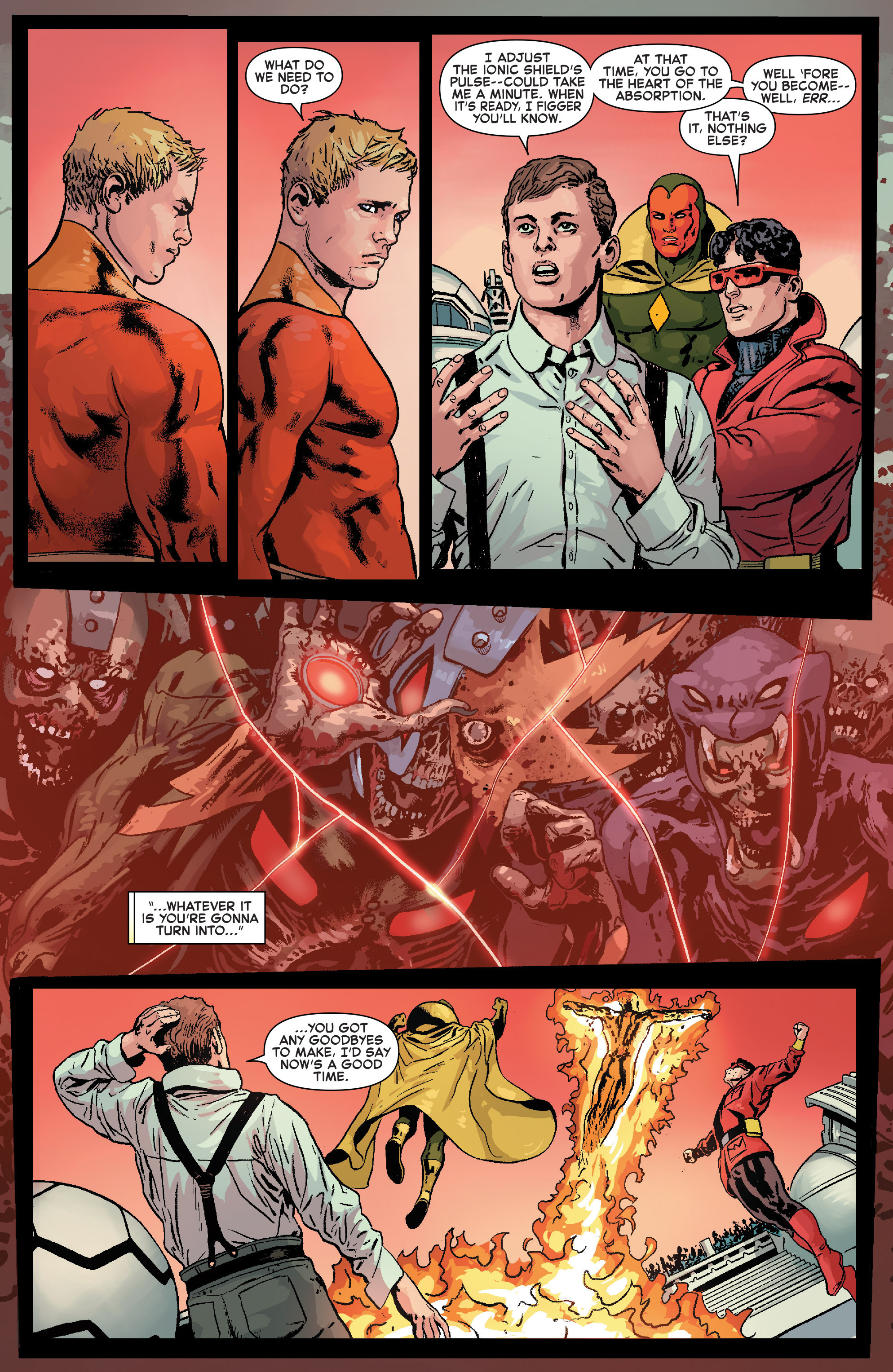 Read online Age of Ultron Vs. Marvel Zombies comic -  Issue #4 - 4