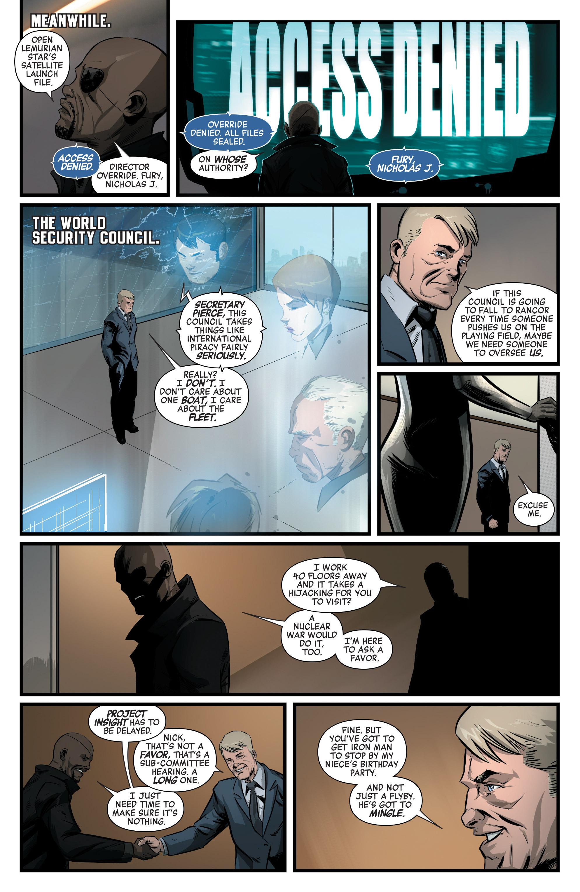 Read online Captain America: Civil War Prelude comic -  Issue #3 - 8