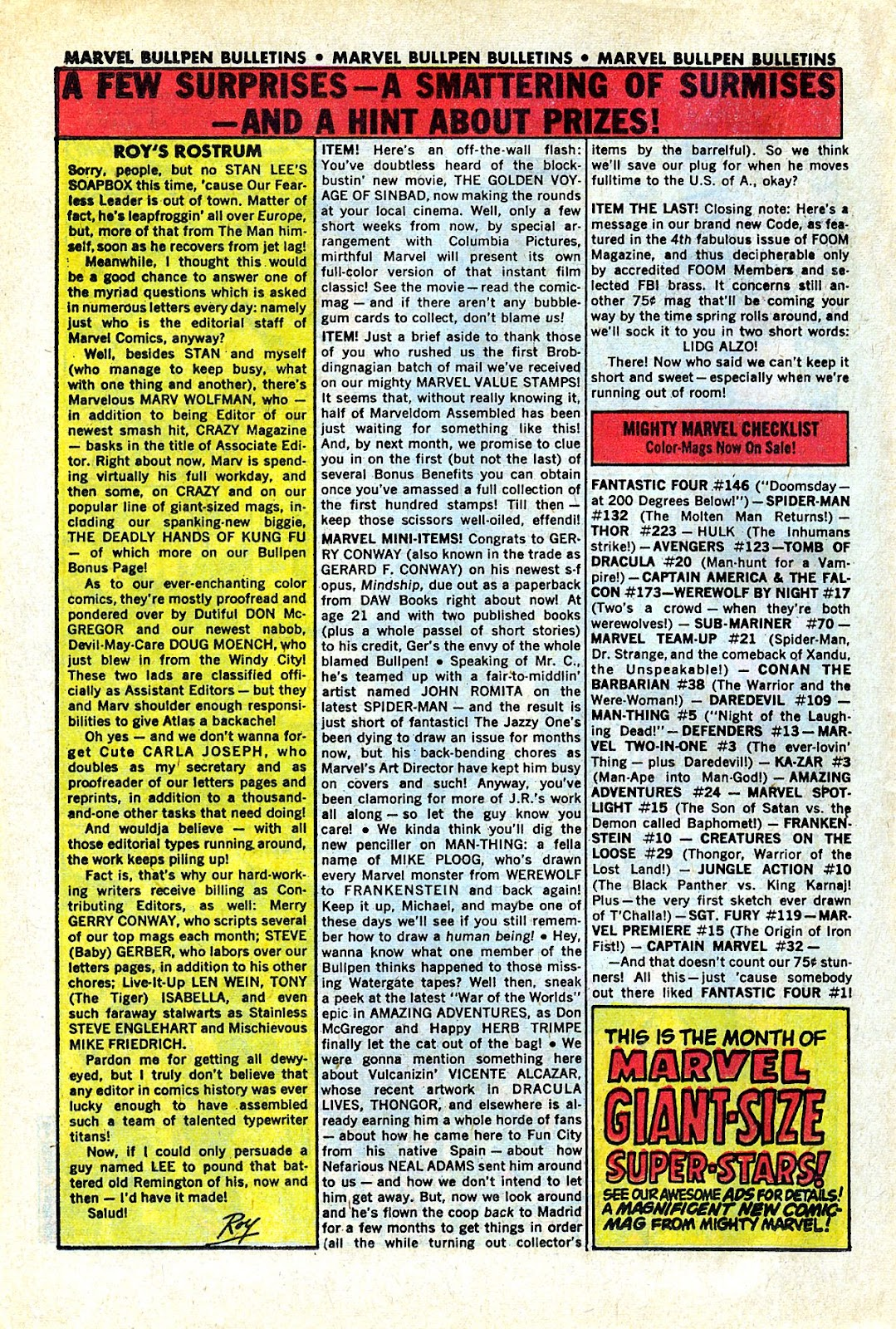 Chamber of Chills (1972) issue 10 - Page 22