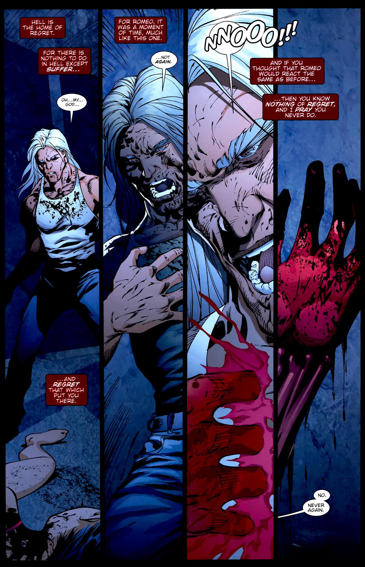 Read online Dead Romeo comic -  Issue #4 - 2