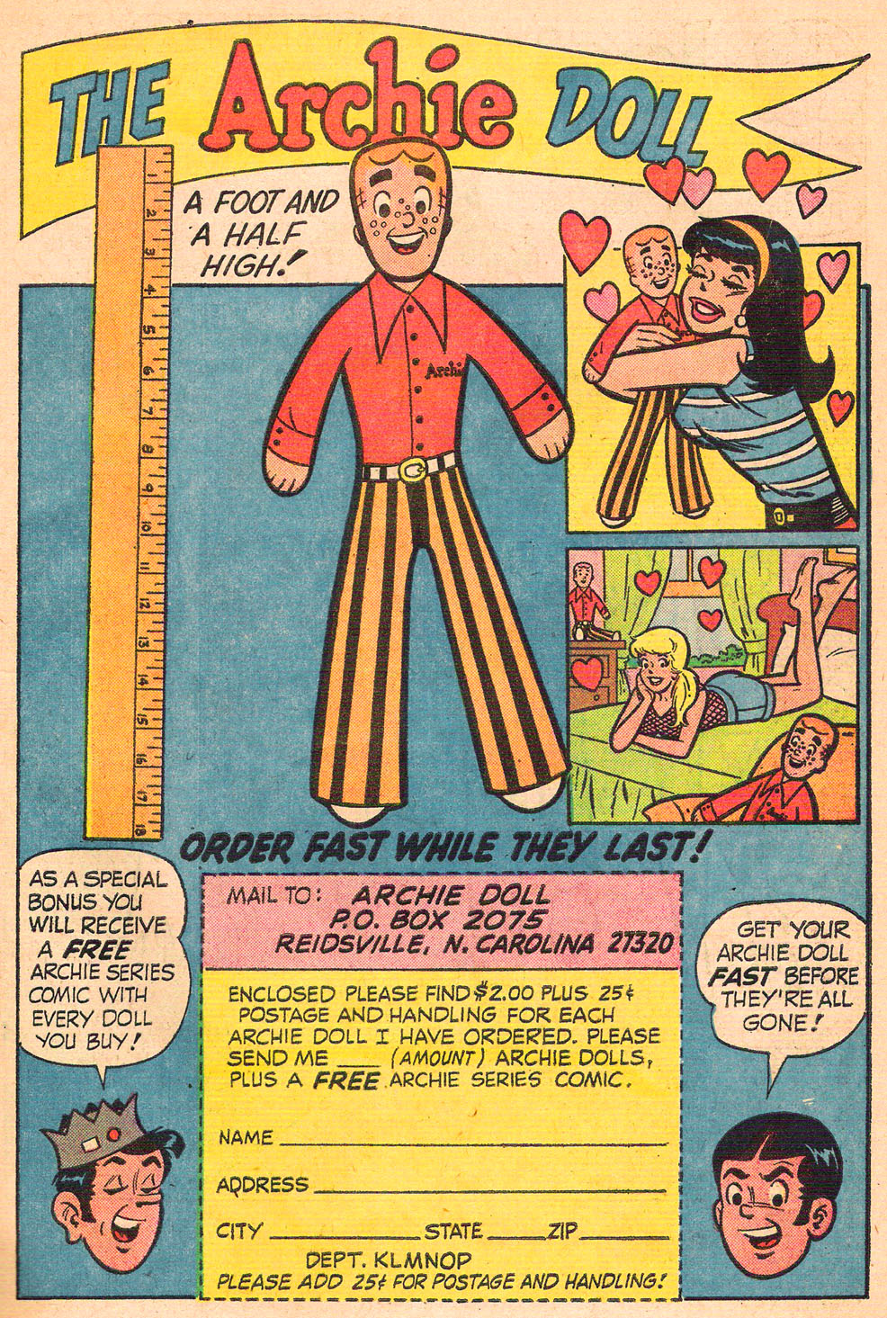 Read online She's Josie comic -  Issue #67 - 19