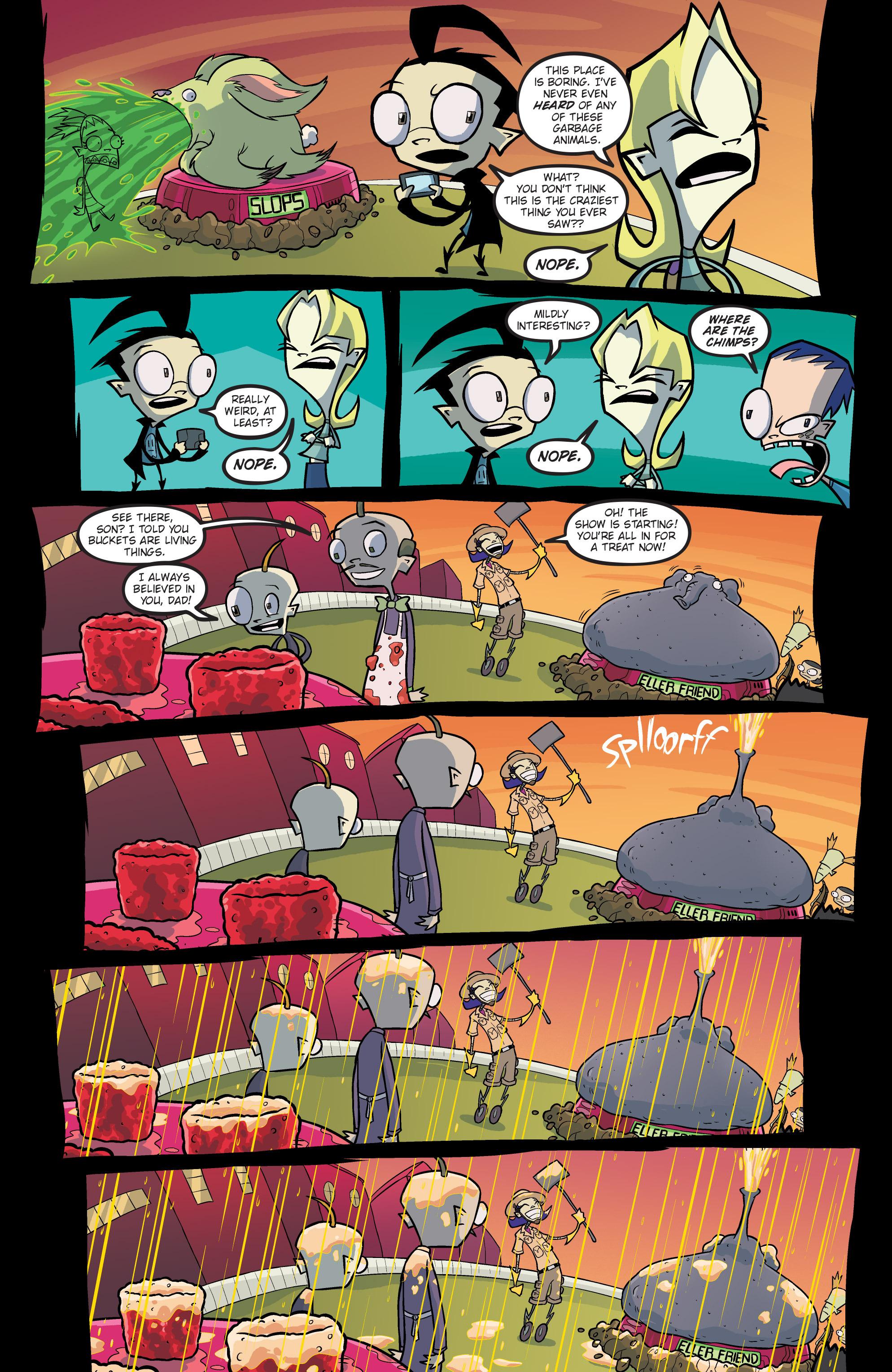 Read online Invader Zim comic -  Issue #19 - 10
