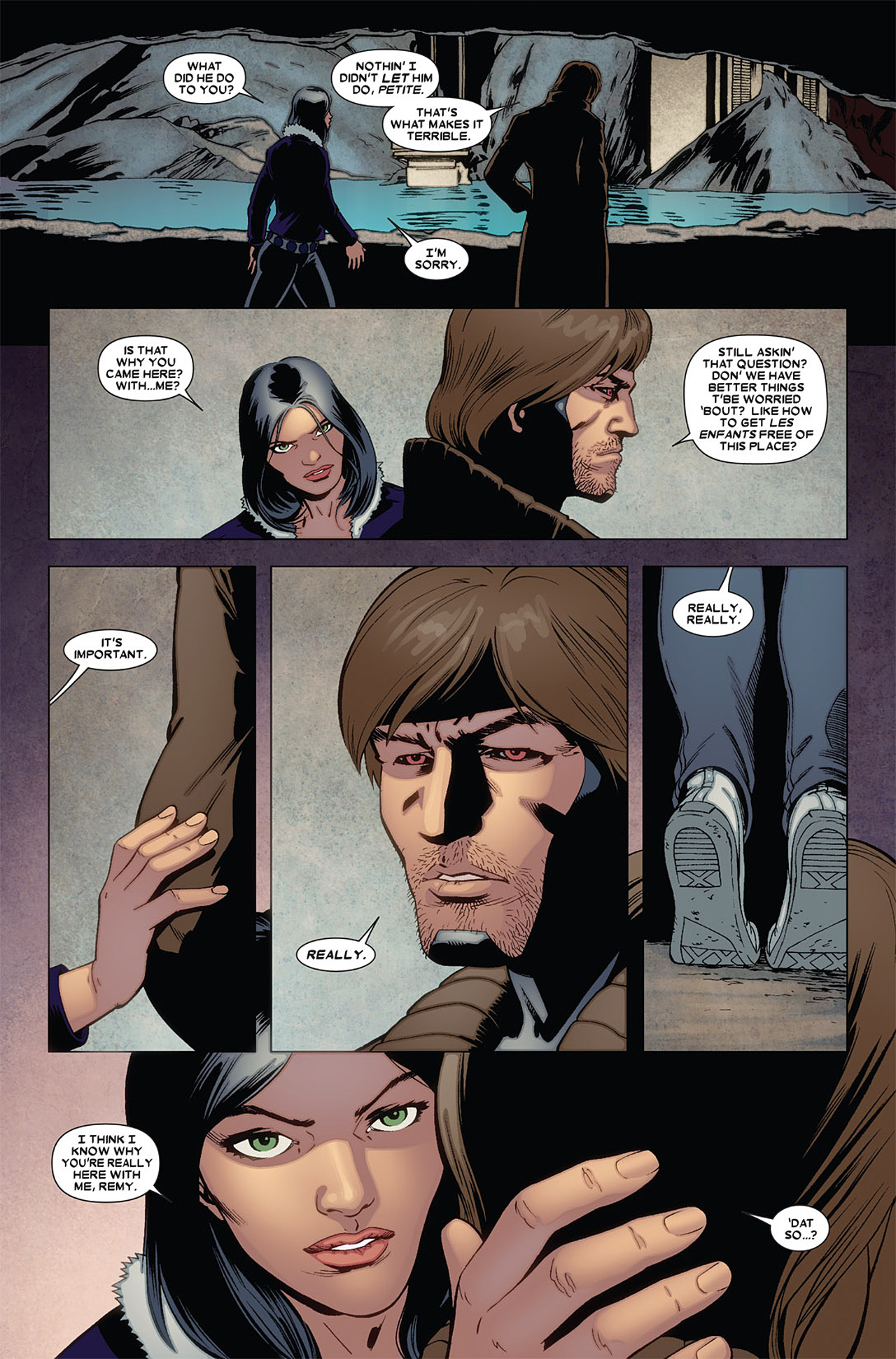 Read online X-23 (2010) comic -  Issue #5 - 20