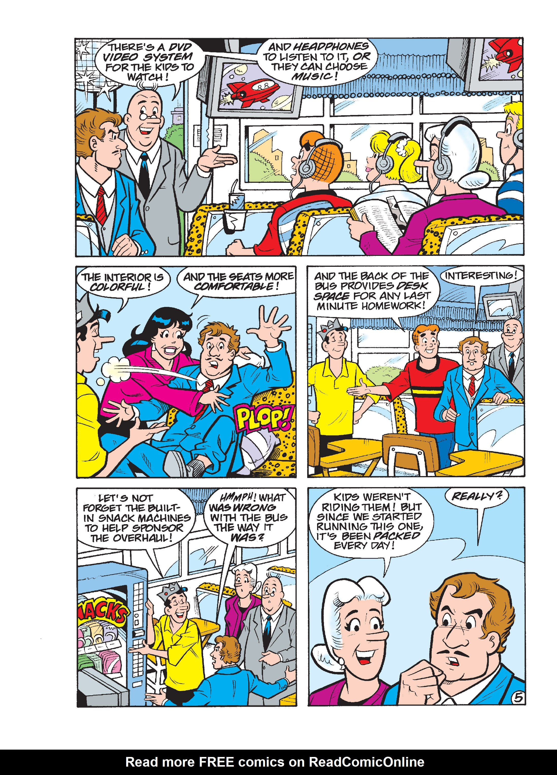 Read online Archie's Funhouse Double Digest comic -  Issue #17 - 65