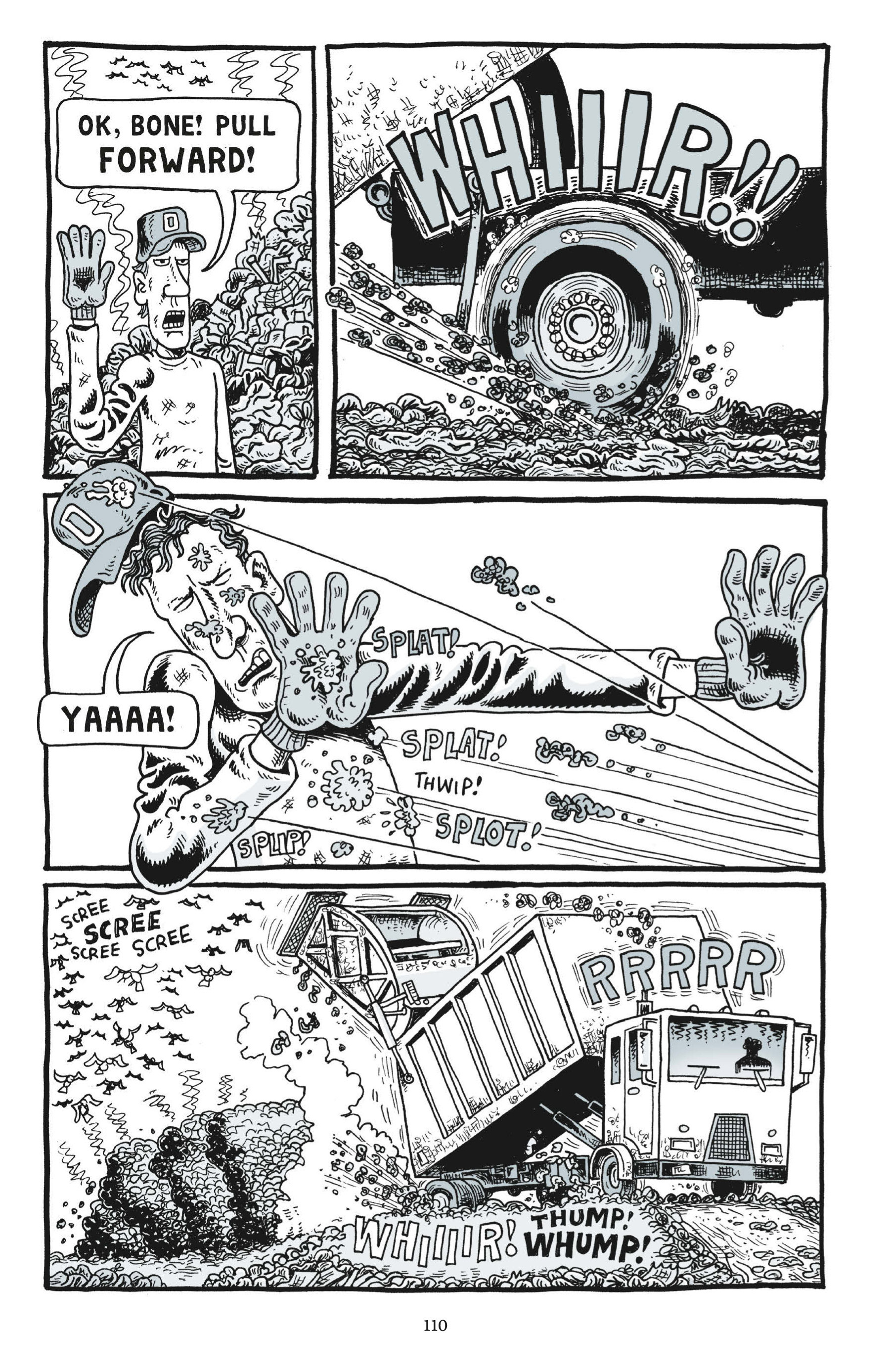 Read online Trashed comic -  Issue # Full - 107