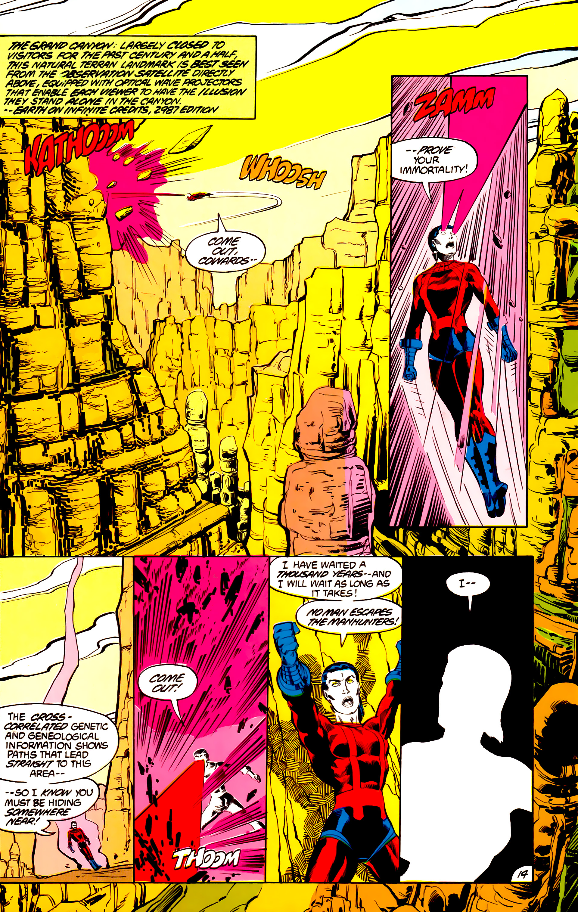 Legion of Super-Heroes (1984) 43 Page 14
