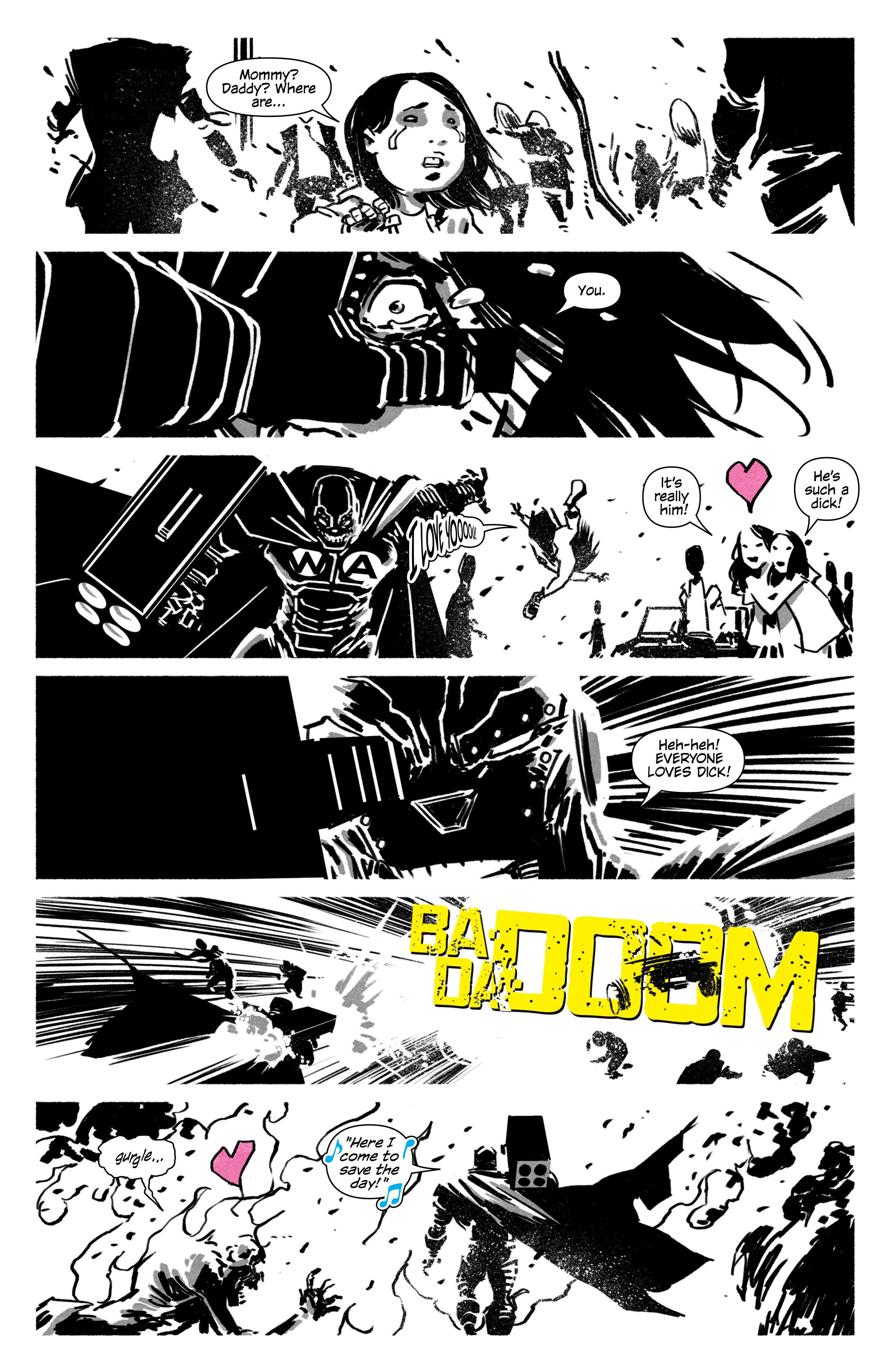 Read online Renato Jones, Season 2: Freelancer comic -  Issue #1 - 16