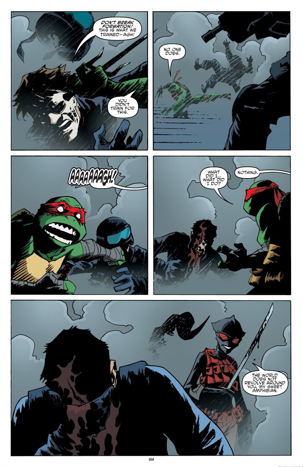Read online Teenage Mutant Ninja Turtles: The IDW Collection comic -  Issue # TPB 8 (Part 2) - 43