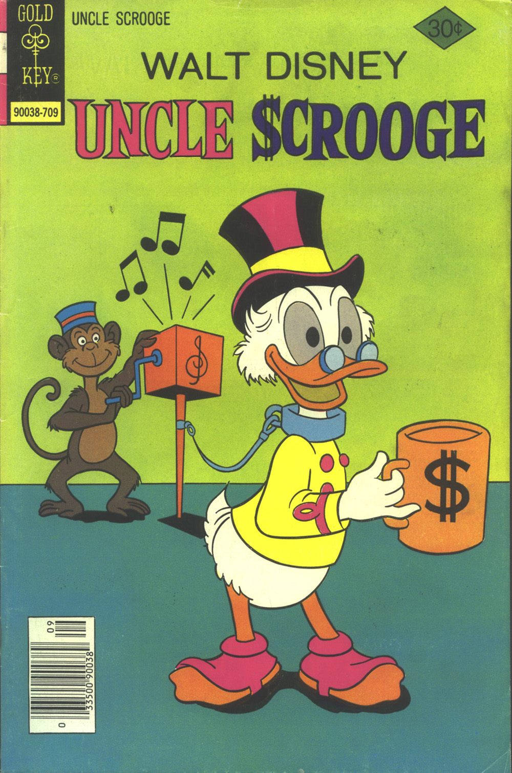 Read online Uncle Scrooge (1953) comic -  Issue #144 - 1