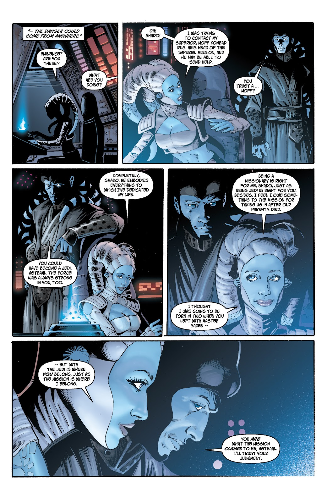 Read online Star Wars Legends: Legacy - Epic Collection comic -  Issue # TPB 1 (Part 1) - 98