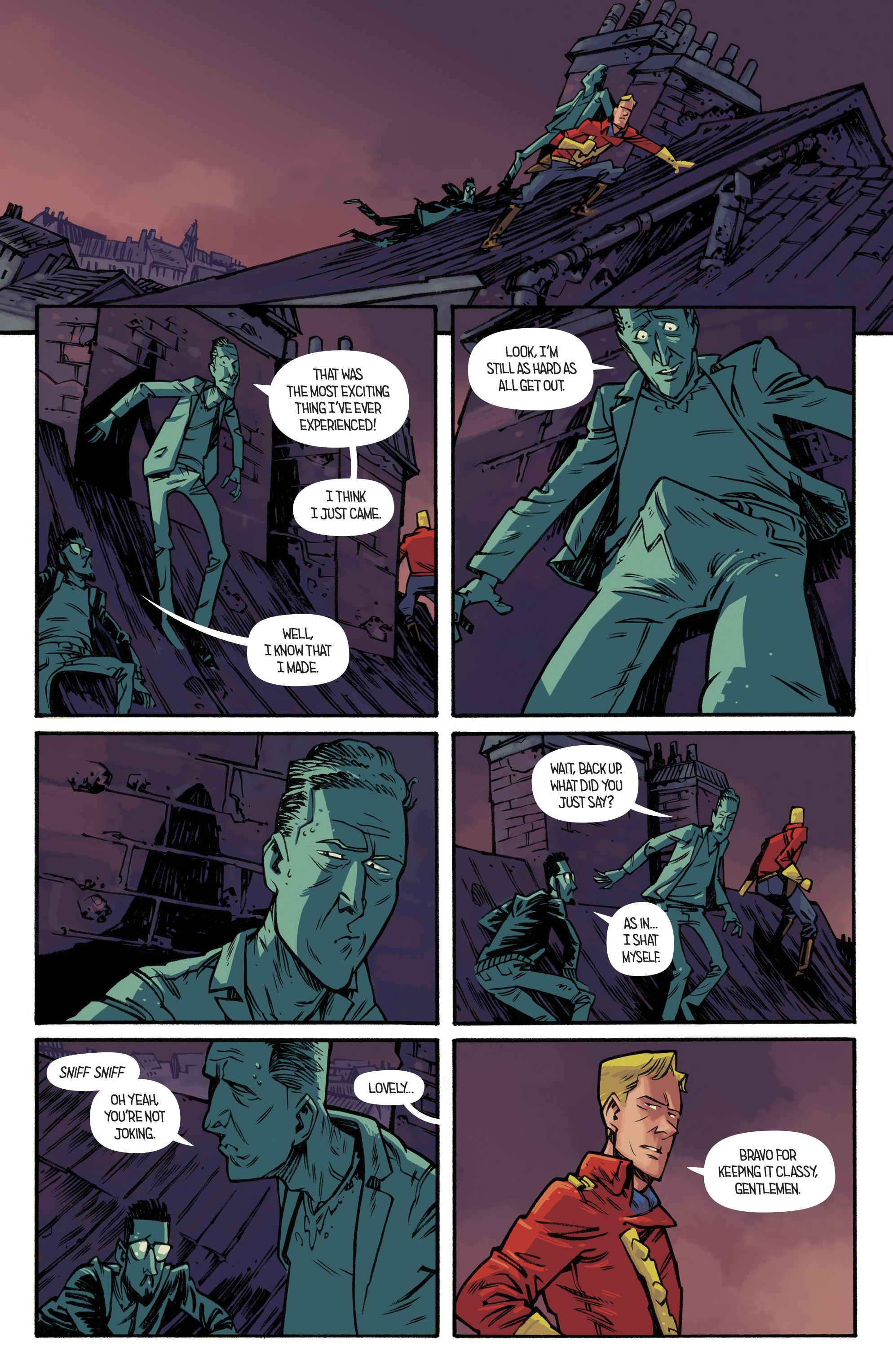 Read online Airboy comic -  Issue #3 - 8