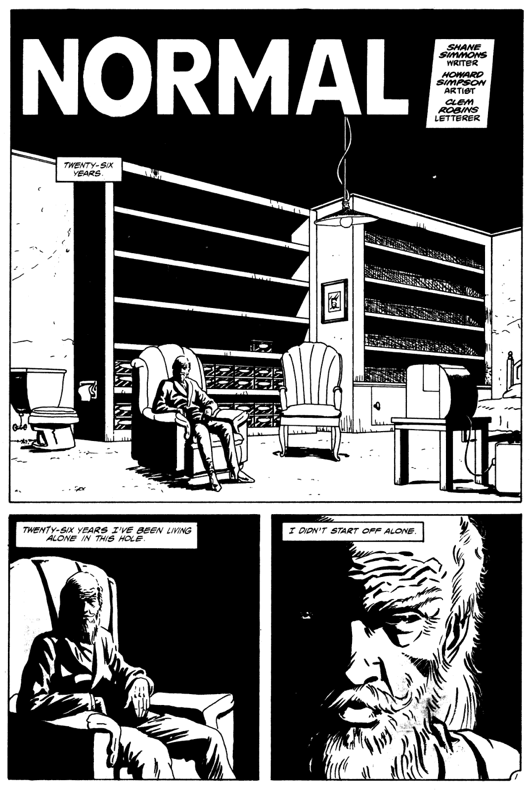 Shattered Earth issue 2 - Page 20