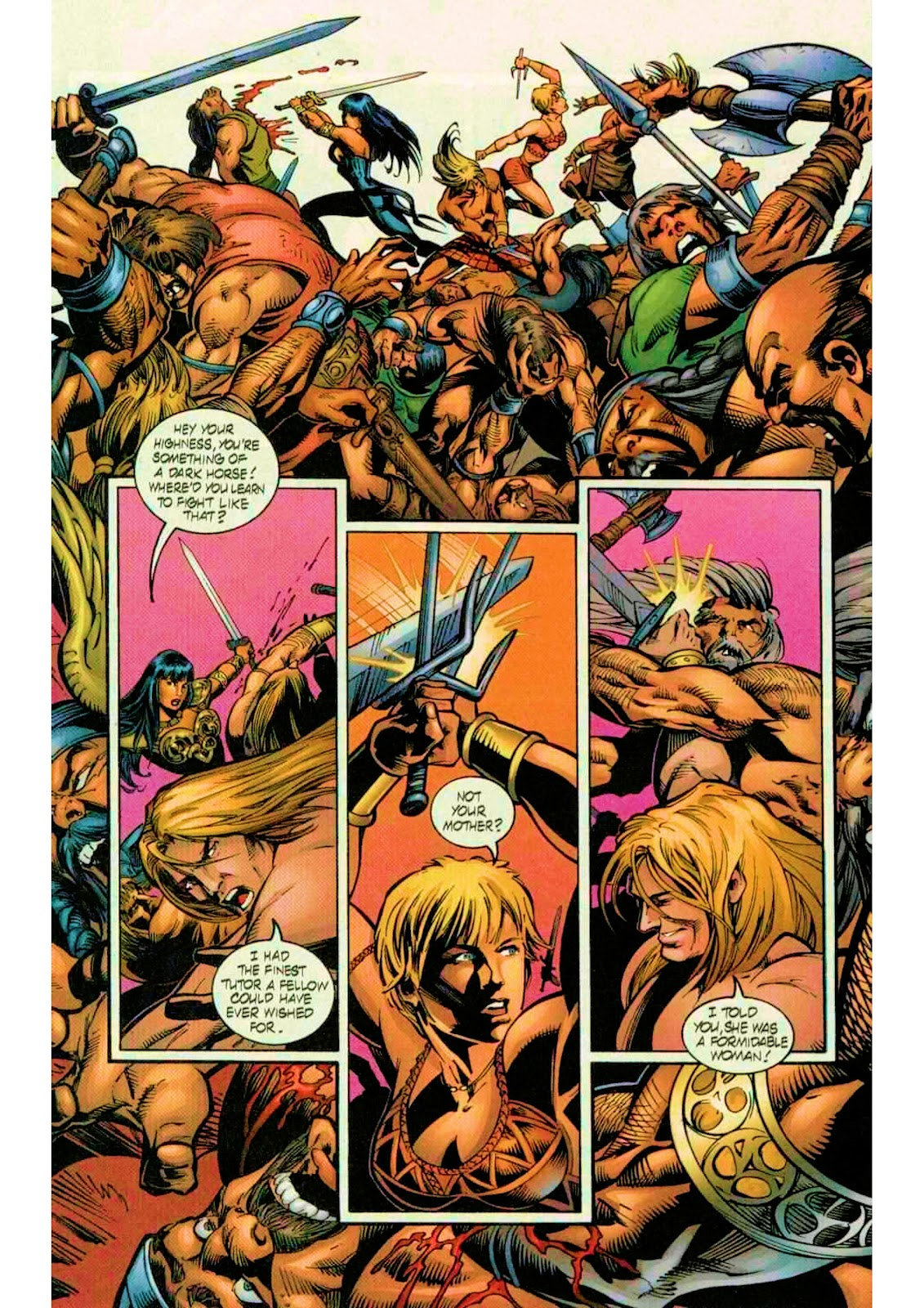 Xena: Warrior Princess (1999) Issue #10 #10 - English 24