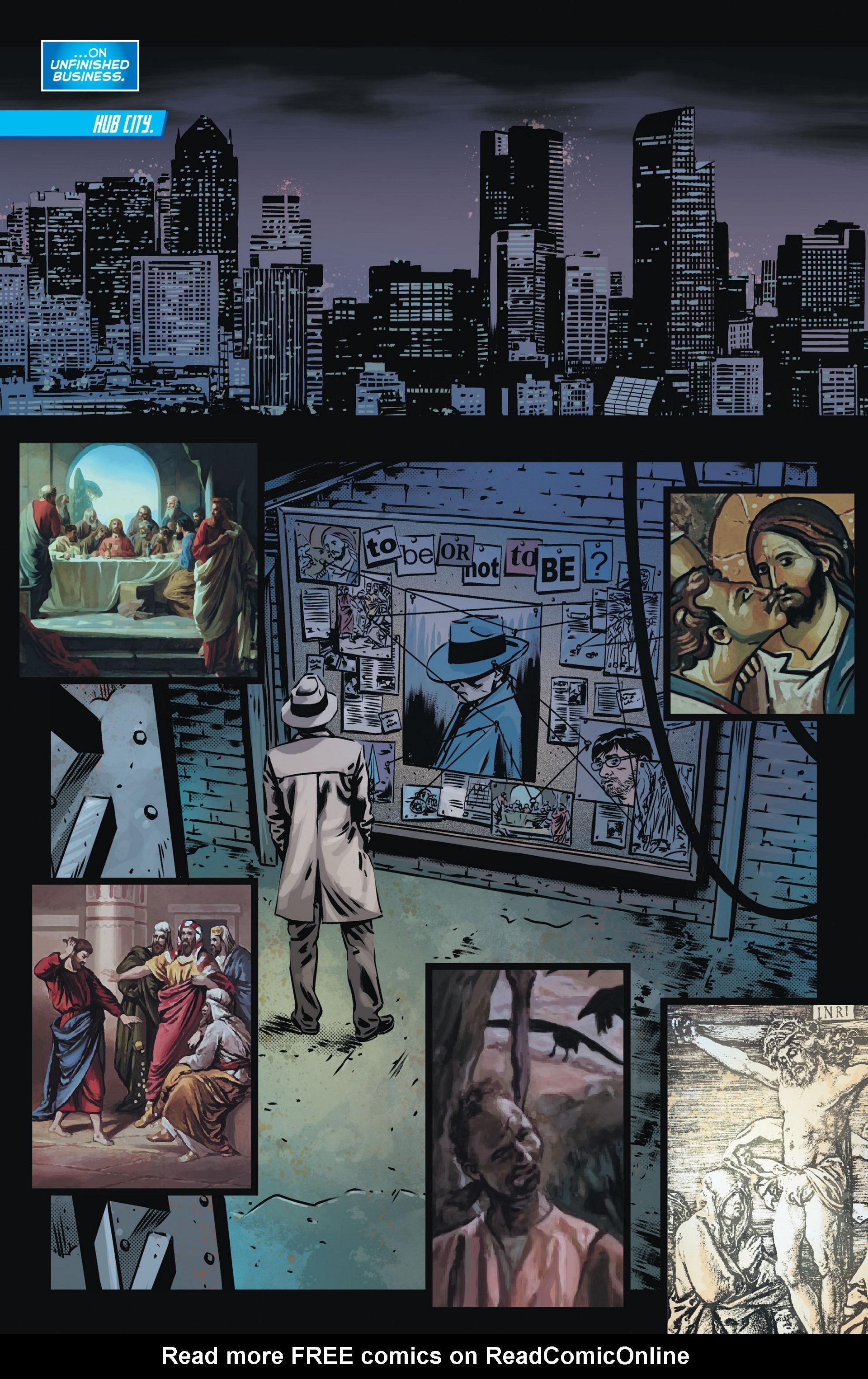 Read online Trinity of Sin: The Phantom Stranger comic -  Issue #13 - 11