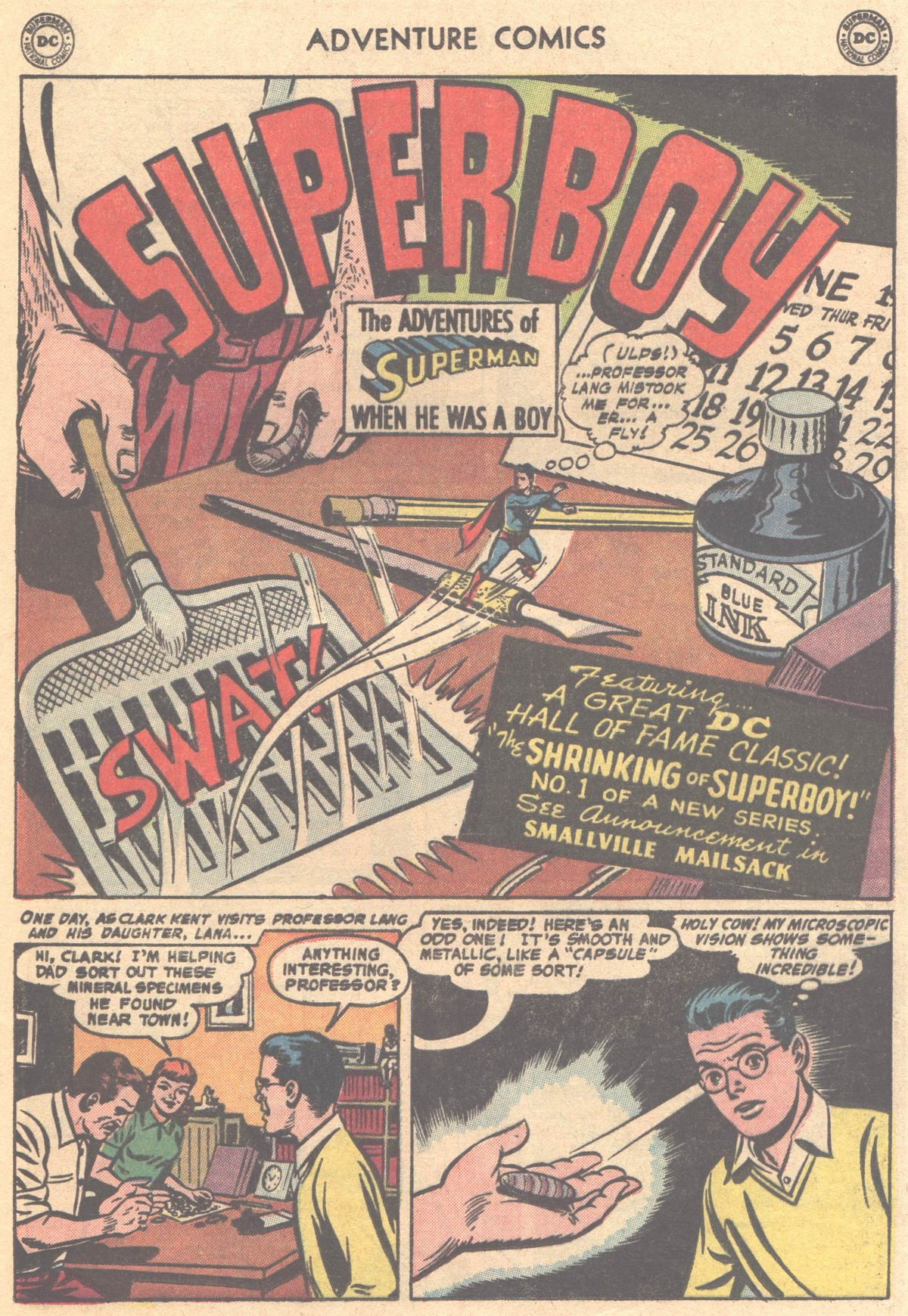 Read online Adventure Comics (1938) comic -  Issue #317 - 25