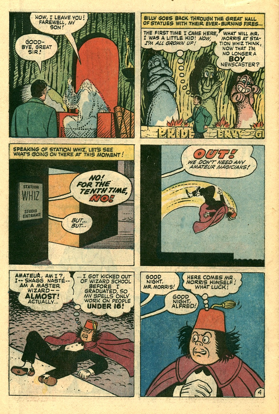Read online Shazam! (1973) comic -  Issue #3 - 5
