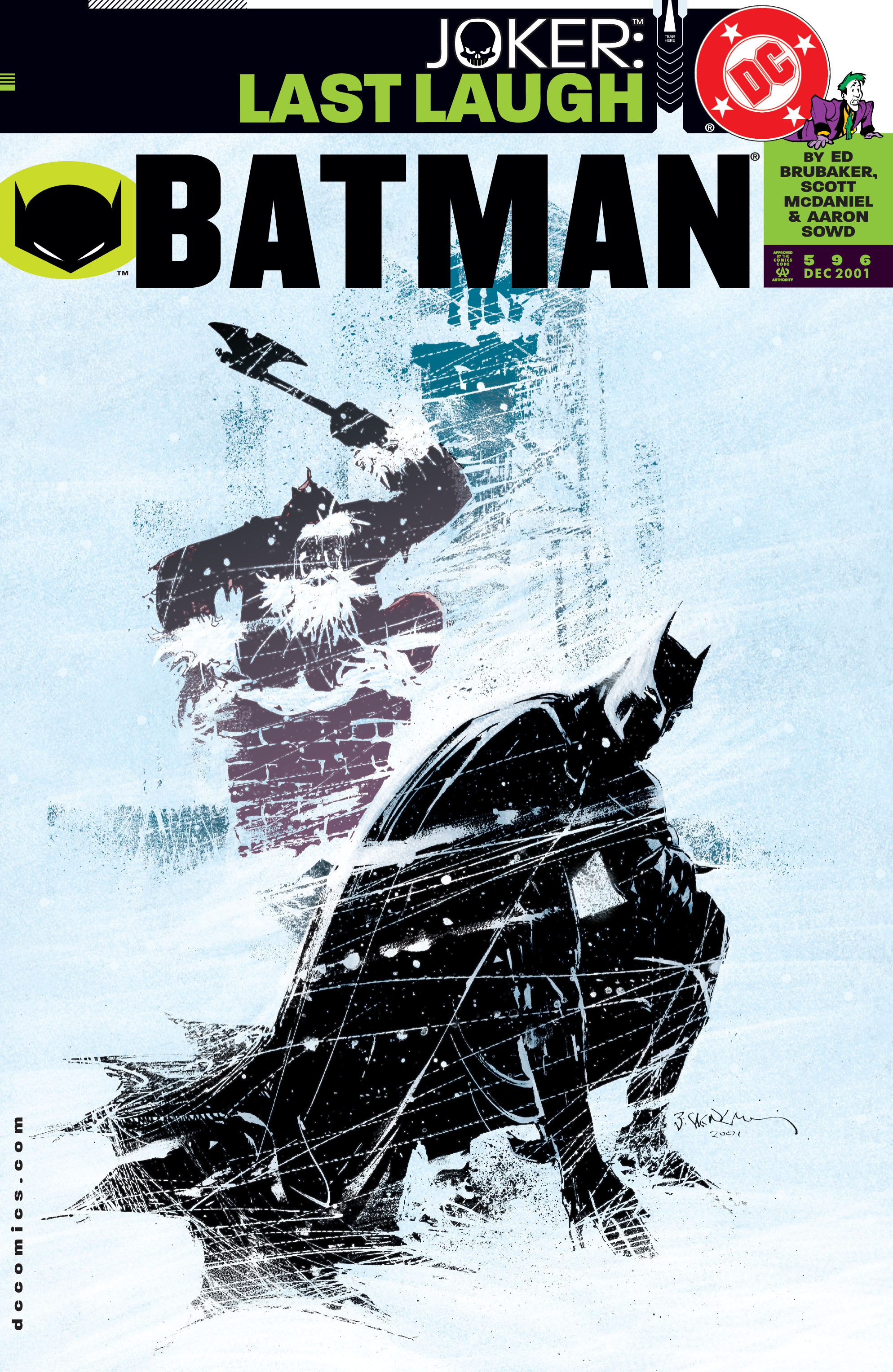 Batman (1940) 596 Page 1