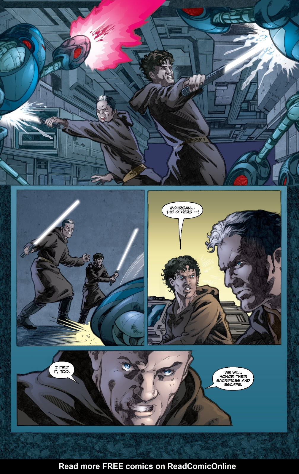 Read online Star Wars Legends: Legacy - Epic Collection comic -  Issue # TPB 1 (Part 2) - 70