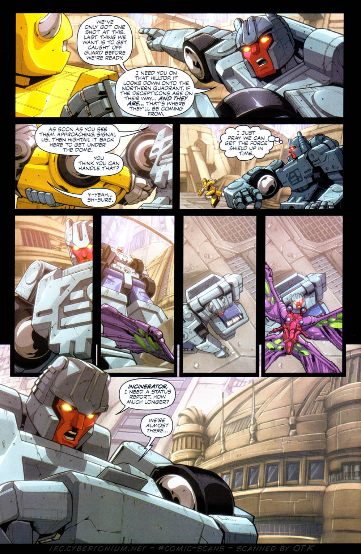 Read online Transformers Armada comic -  Issue #1 - 13