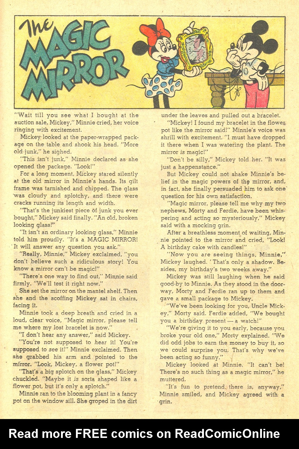 Read online Uncle Scrooge (1953) comic -  Issue #29 - 25