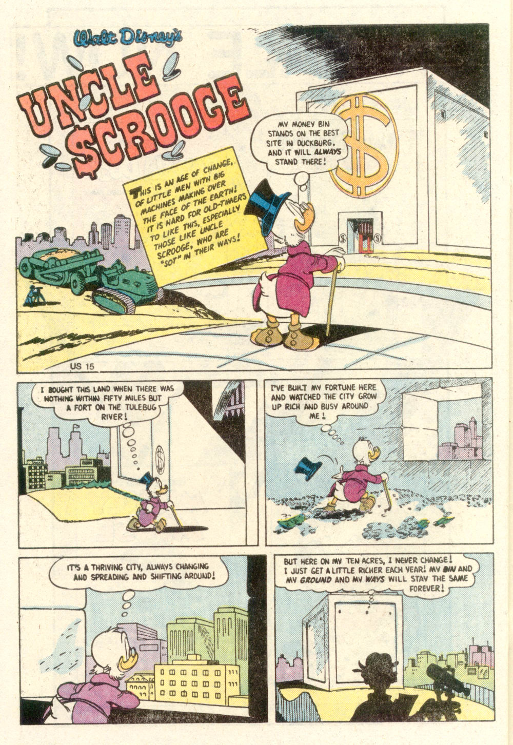 Read online Uncle Scrooge (1953) comic -  Issue #210 - 27