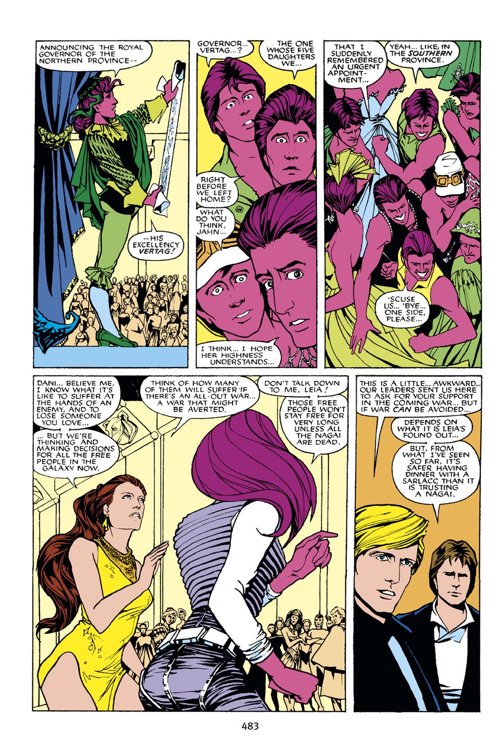 Read online Star Wars Omnibus comic -  Issue # Vol. 21.5 - 208