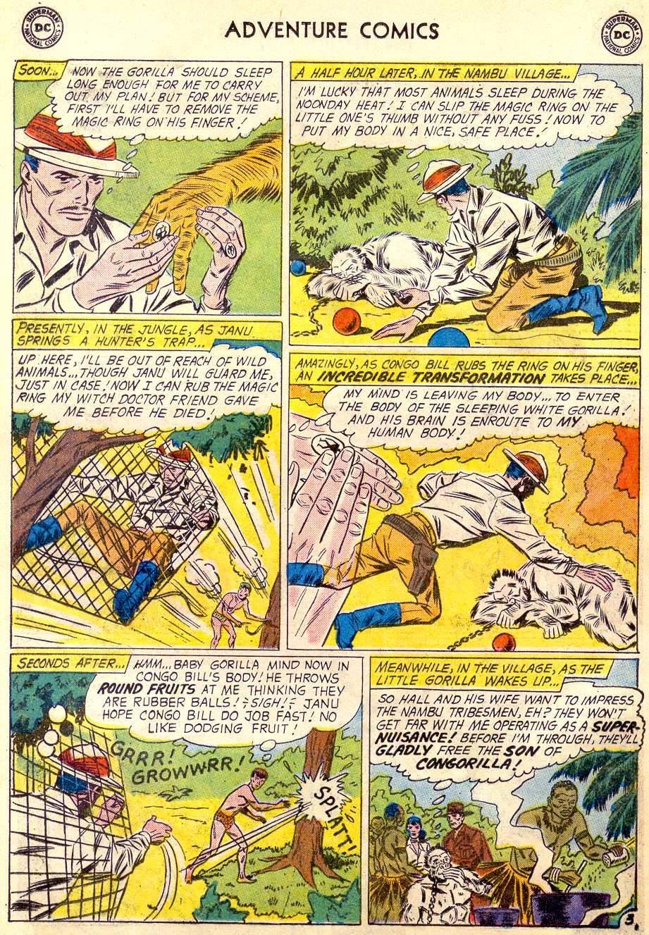 Read online Adventure Comics (1938) comic -  Issue #271 - 20