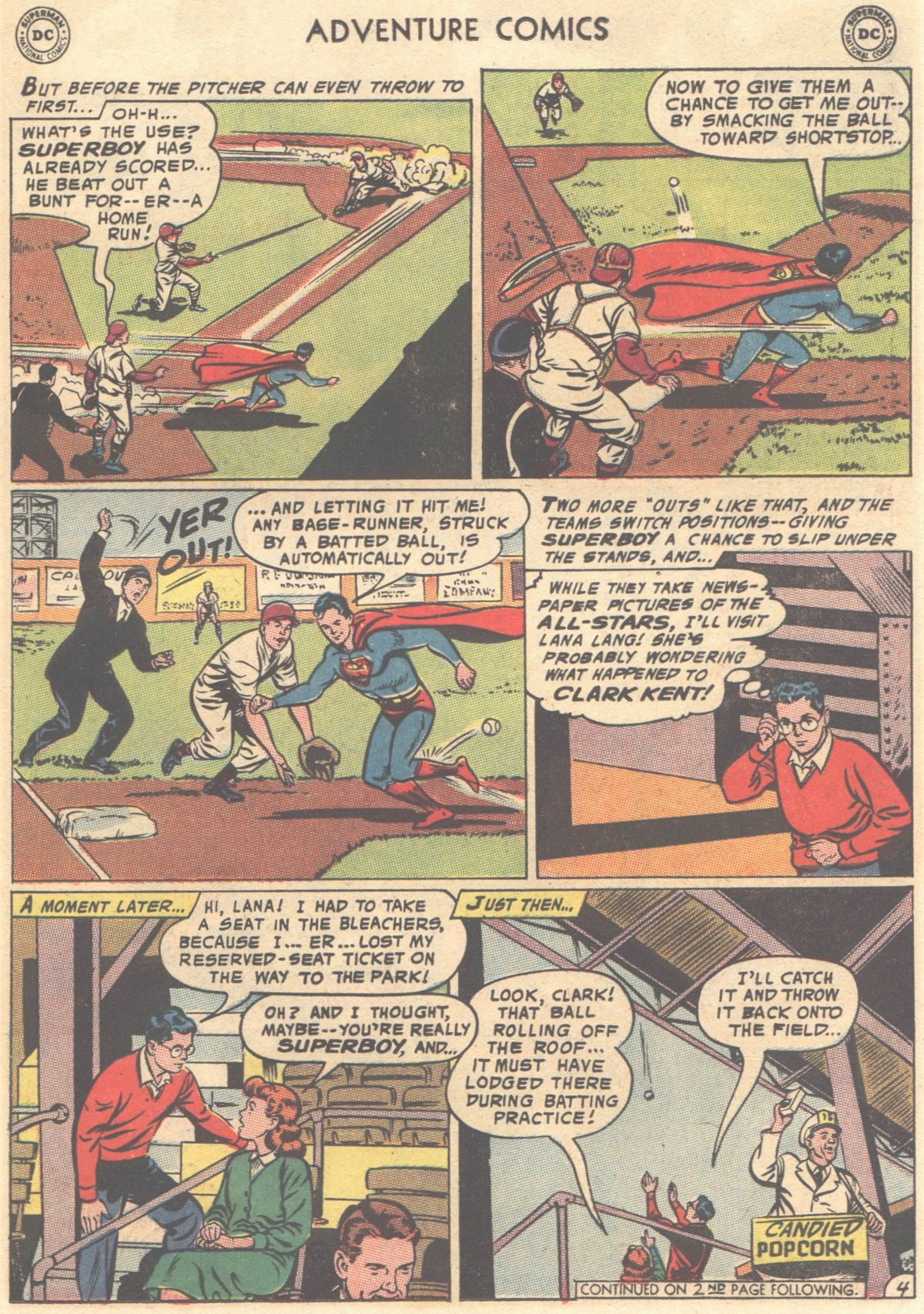 Read online Adventure Comics (1938) comic -  Issue #334 - 27