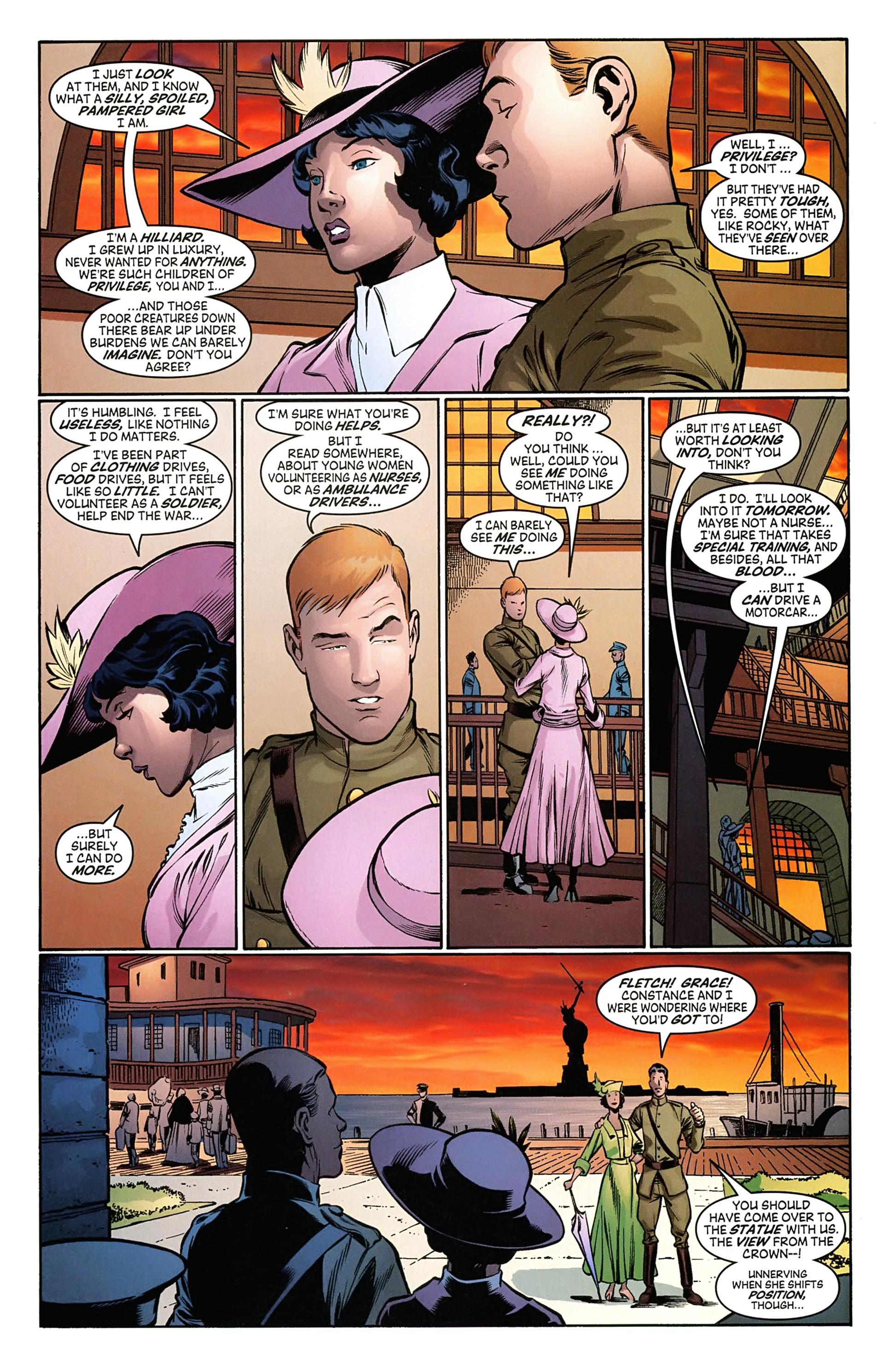Read online Arrowsmith comic -  Issue #2 - 12