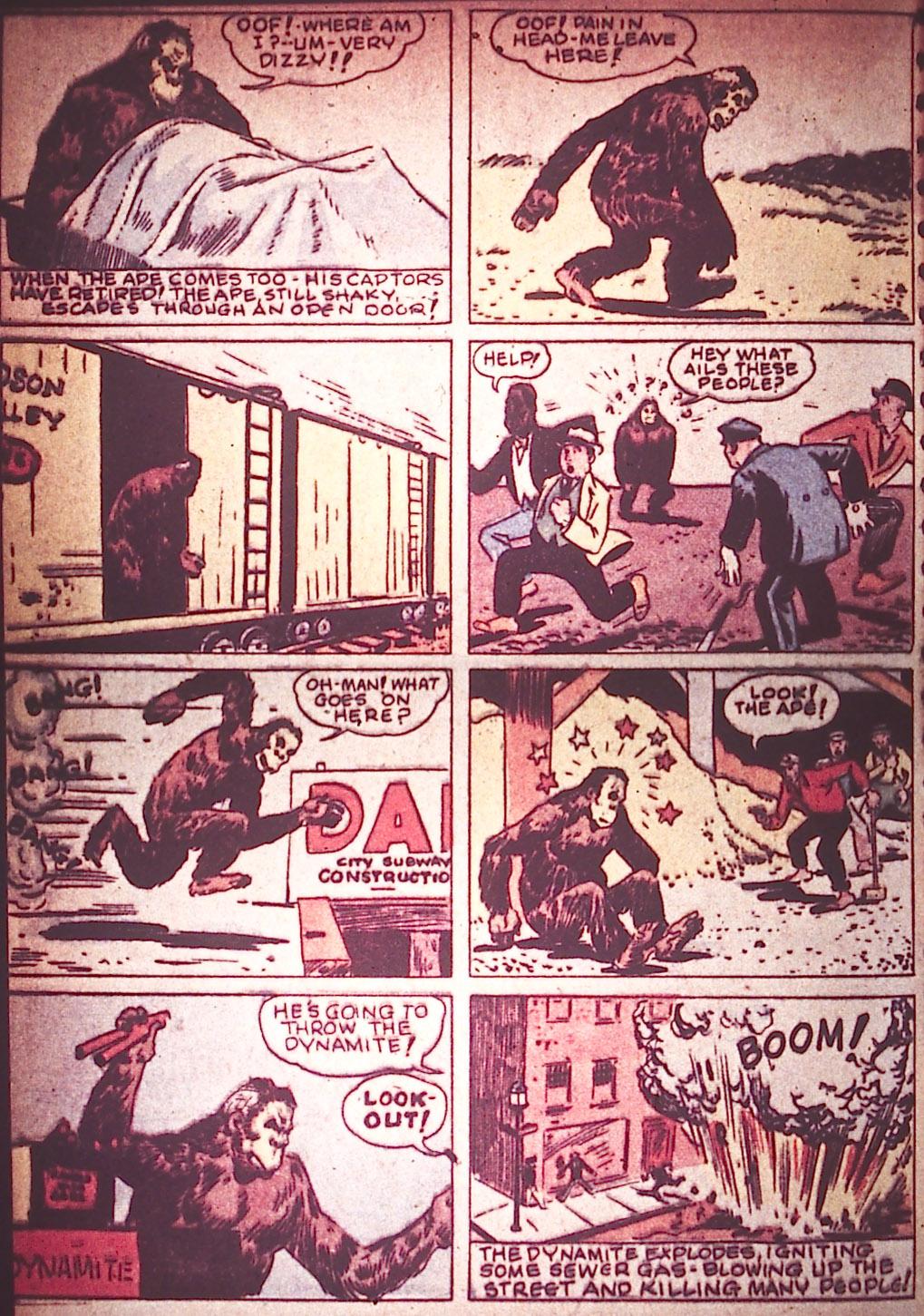 Detective Comics (1937) 6 Page 5