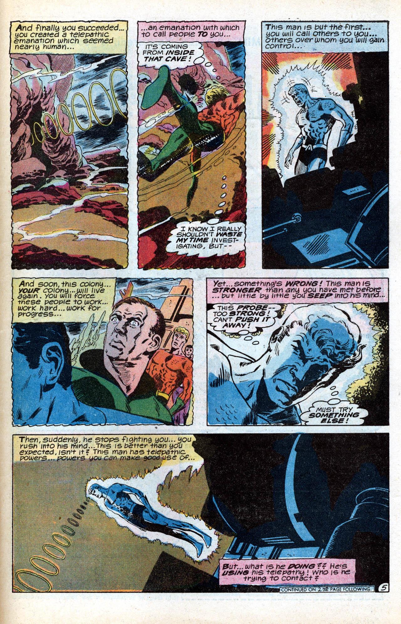 Read online Aquaman (1962) comic -  Issue #55 - 27